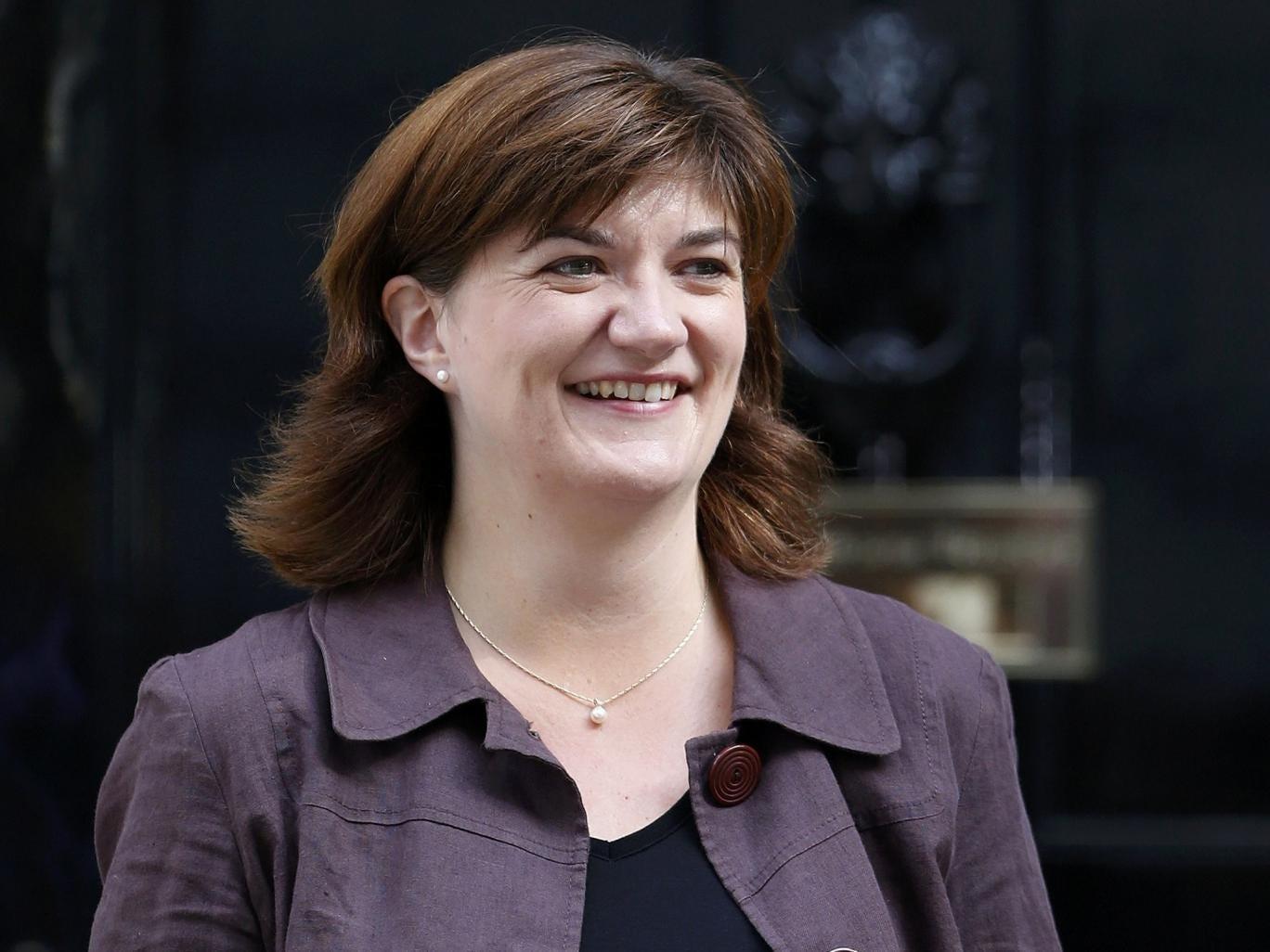 Nicky Morgan becomes new Eduvation Secretary, replacing Michael Gove