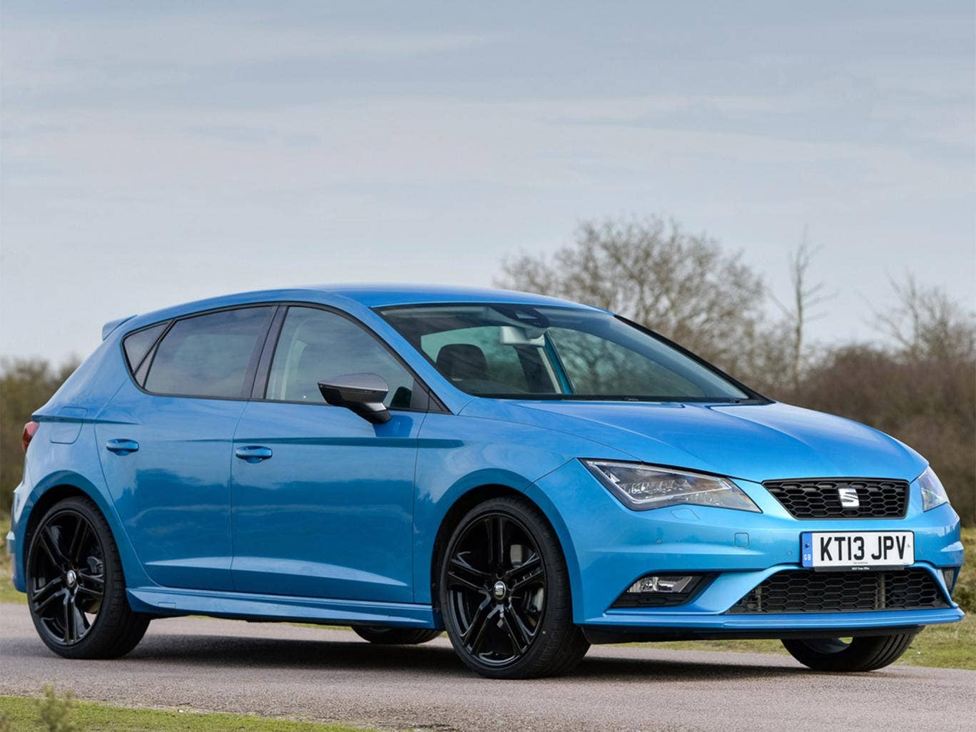 Exuberant, exciting... expensive: the new Seat Leon