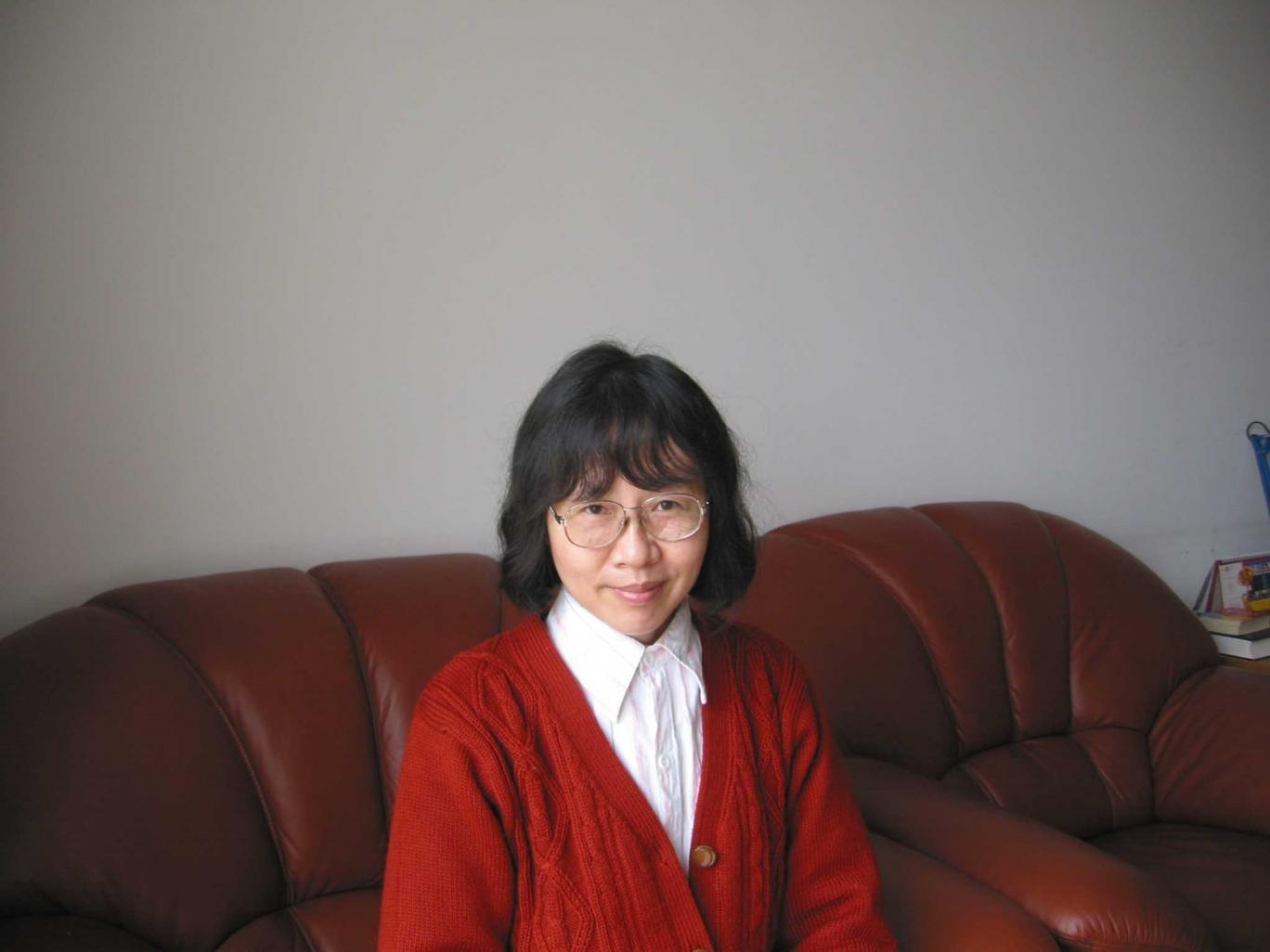 Maverick outsider: Author Can Xue