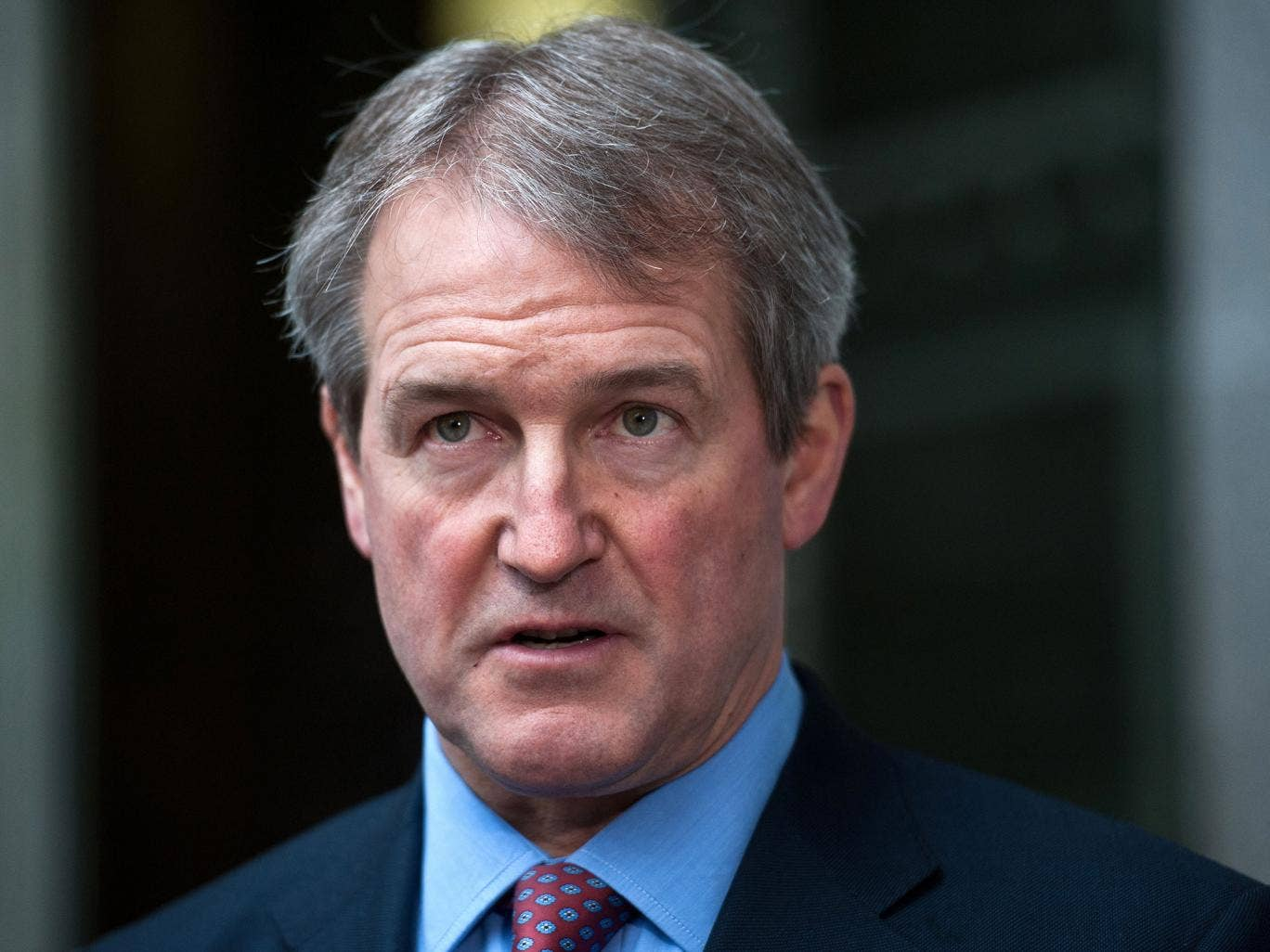 Owen Paterson is to deliver the annual lecture to the Global Warming Policy Foundation