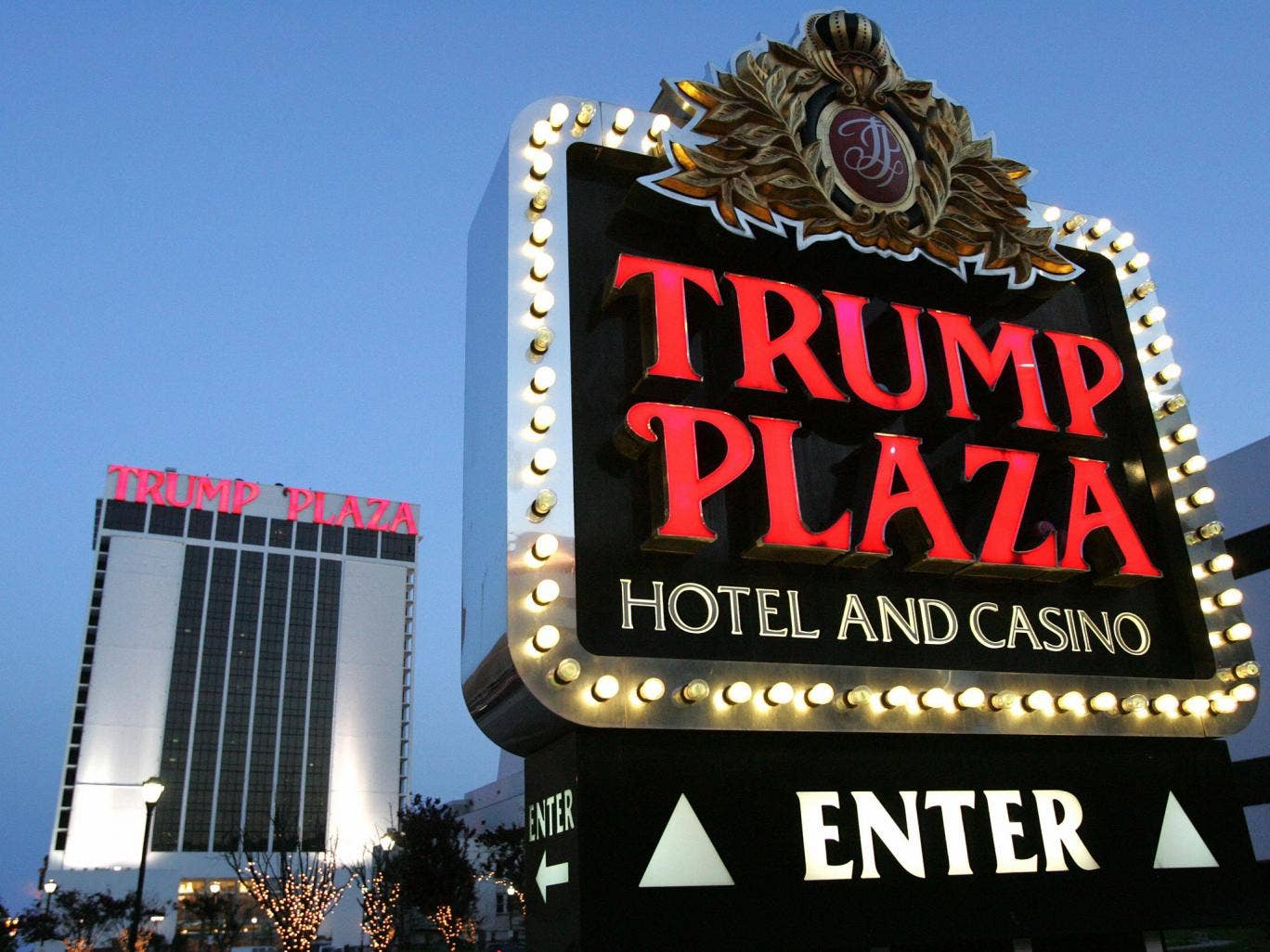 The glory days are over for Donald Trump's legacy to Jersey Shore