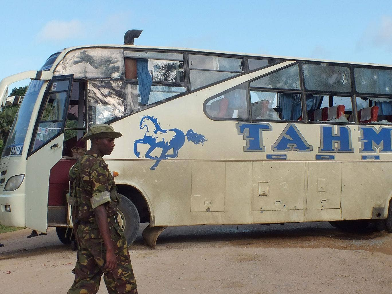Al-Shabab have already claimed responsibility for the attack