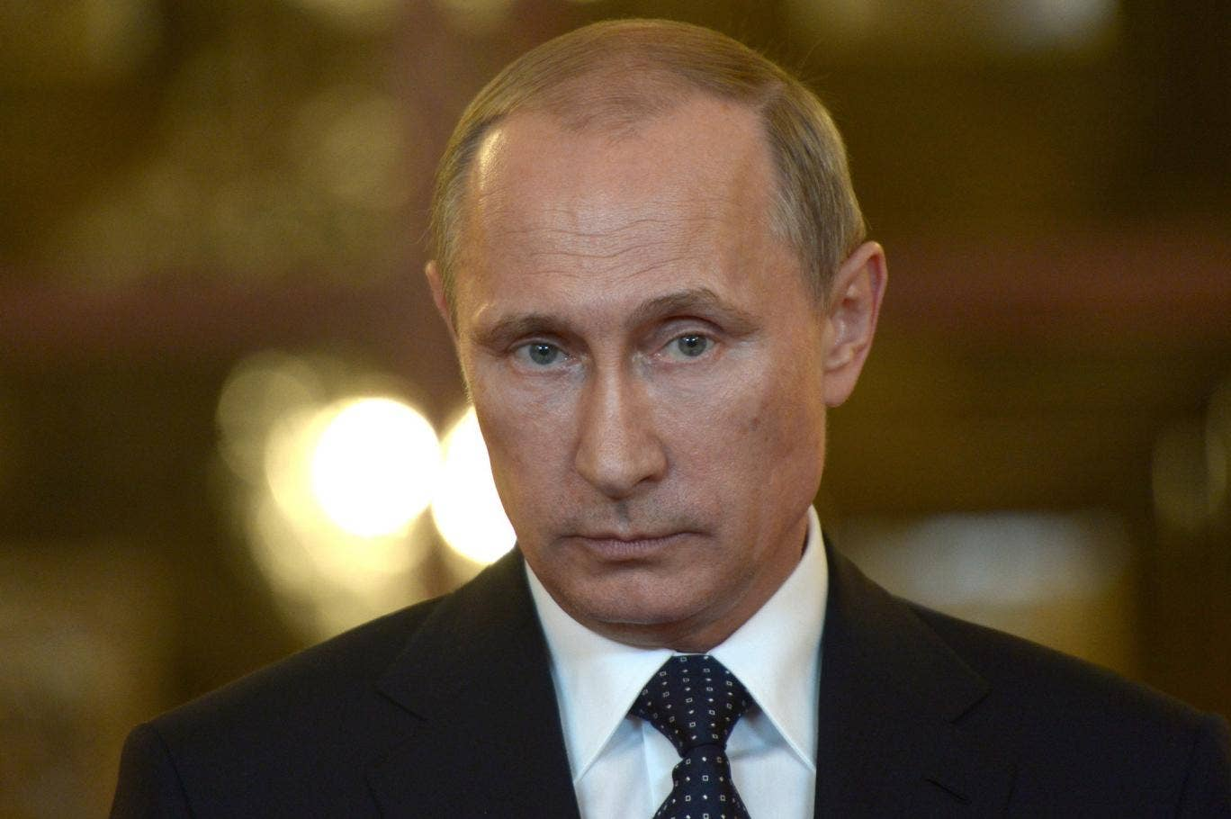 "Russian President Putin has said that MH17 should not be used for ""mercenary objectives"""