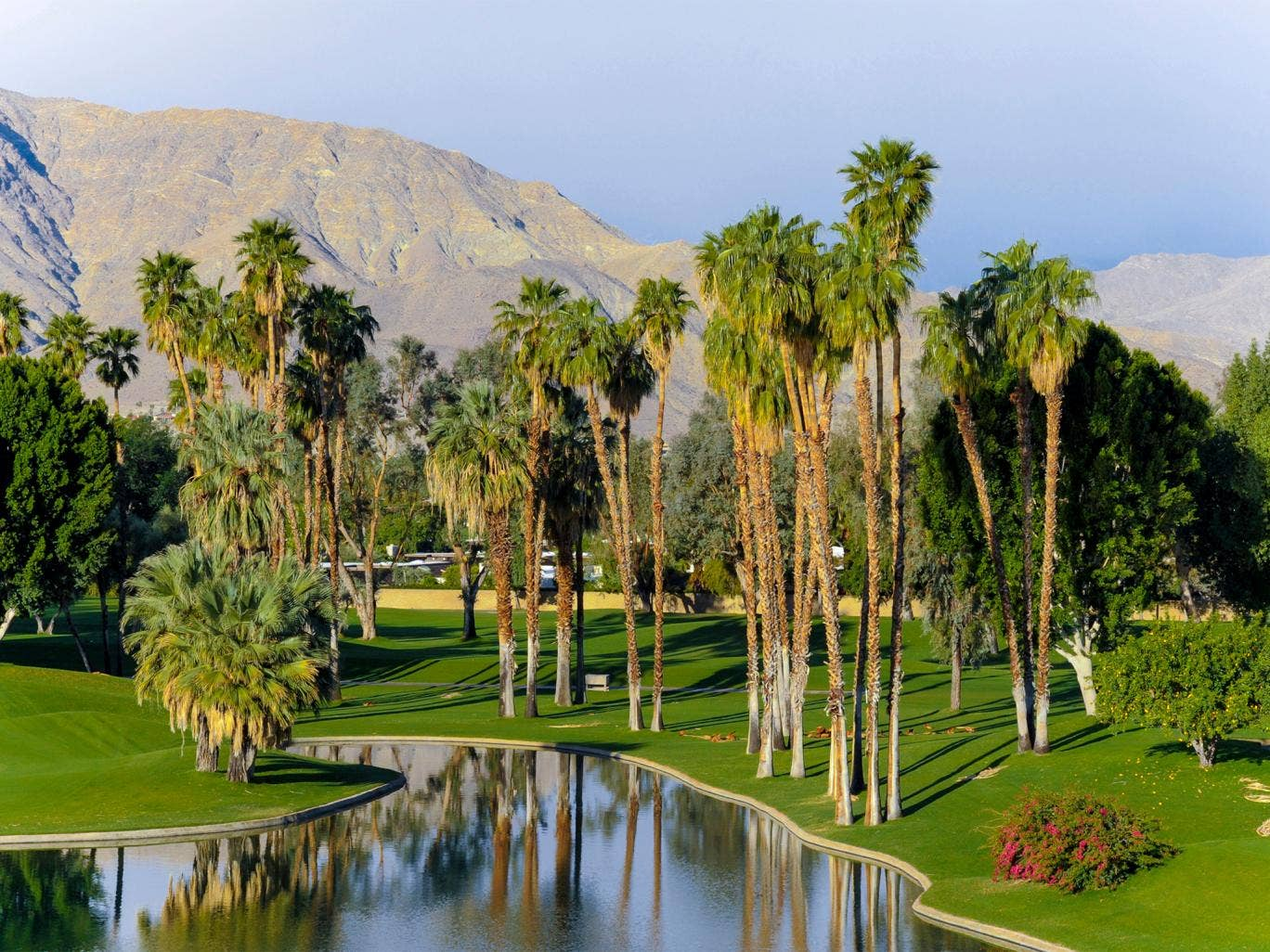 The Desert Island Golf and Country Club in Rancho Mirage, California, could soon acquire some famous new members