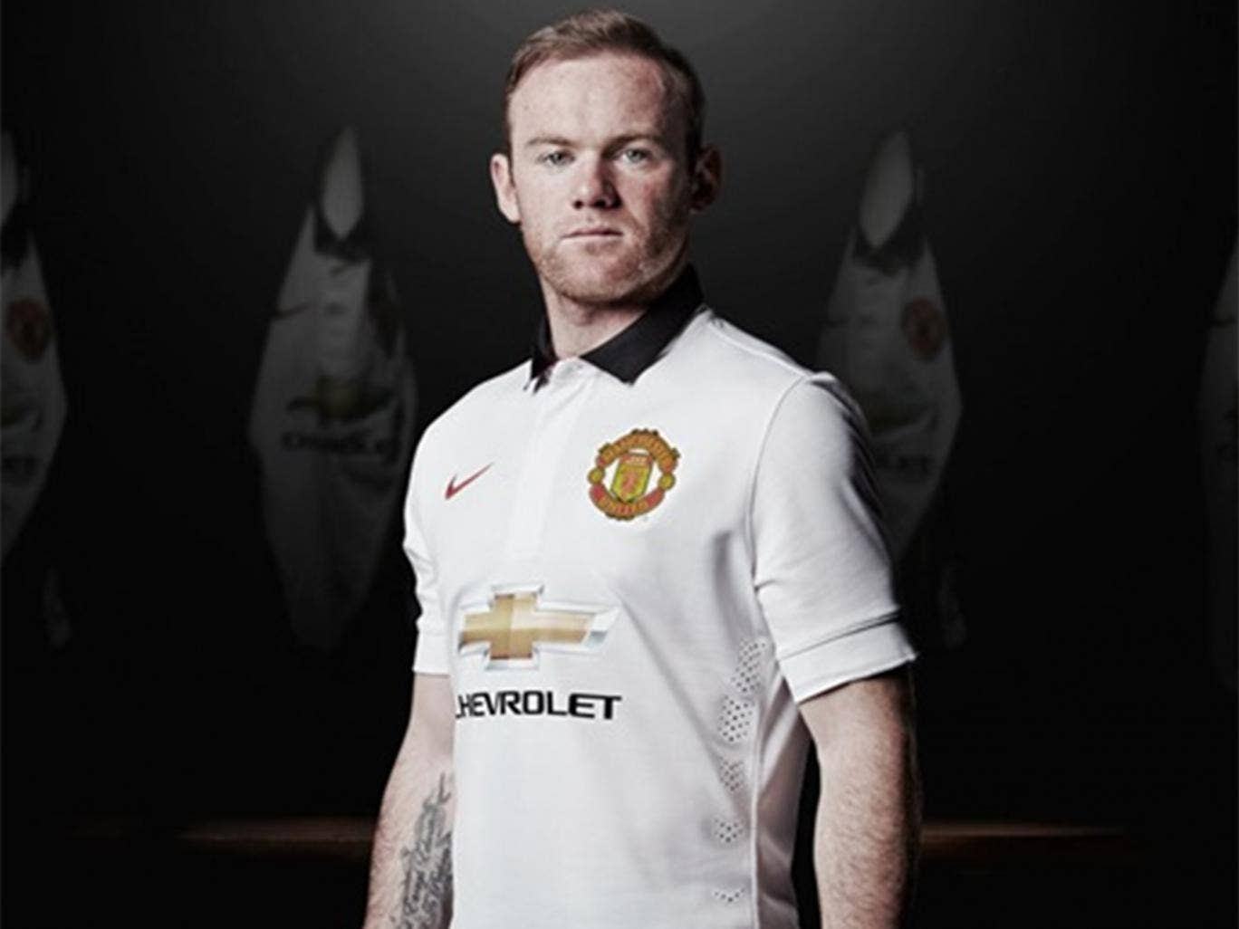 rooney manchester united jersey nike | Challenge