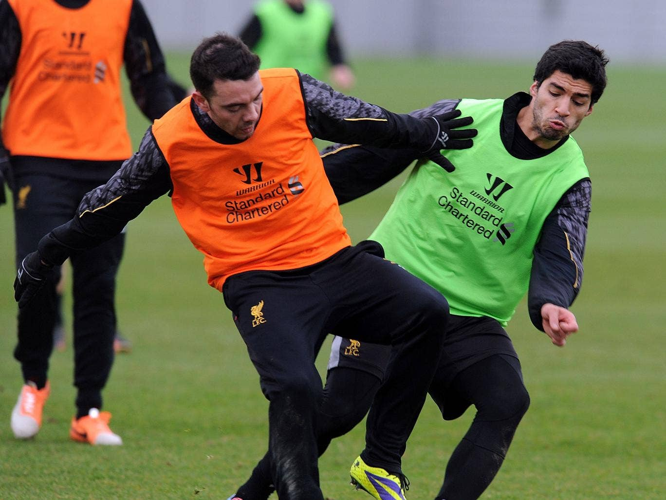Iago Aspas has criticised the ban handed to Luis Suarez