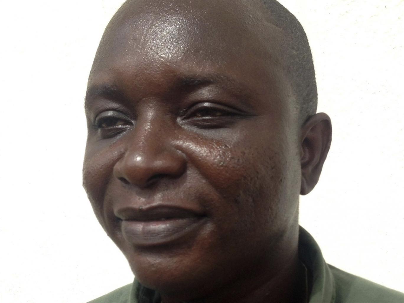 Sheikh Umar Khan, who has treated 100 Ebola victims, said: 'I am afraid for my life'