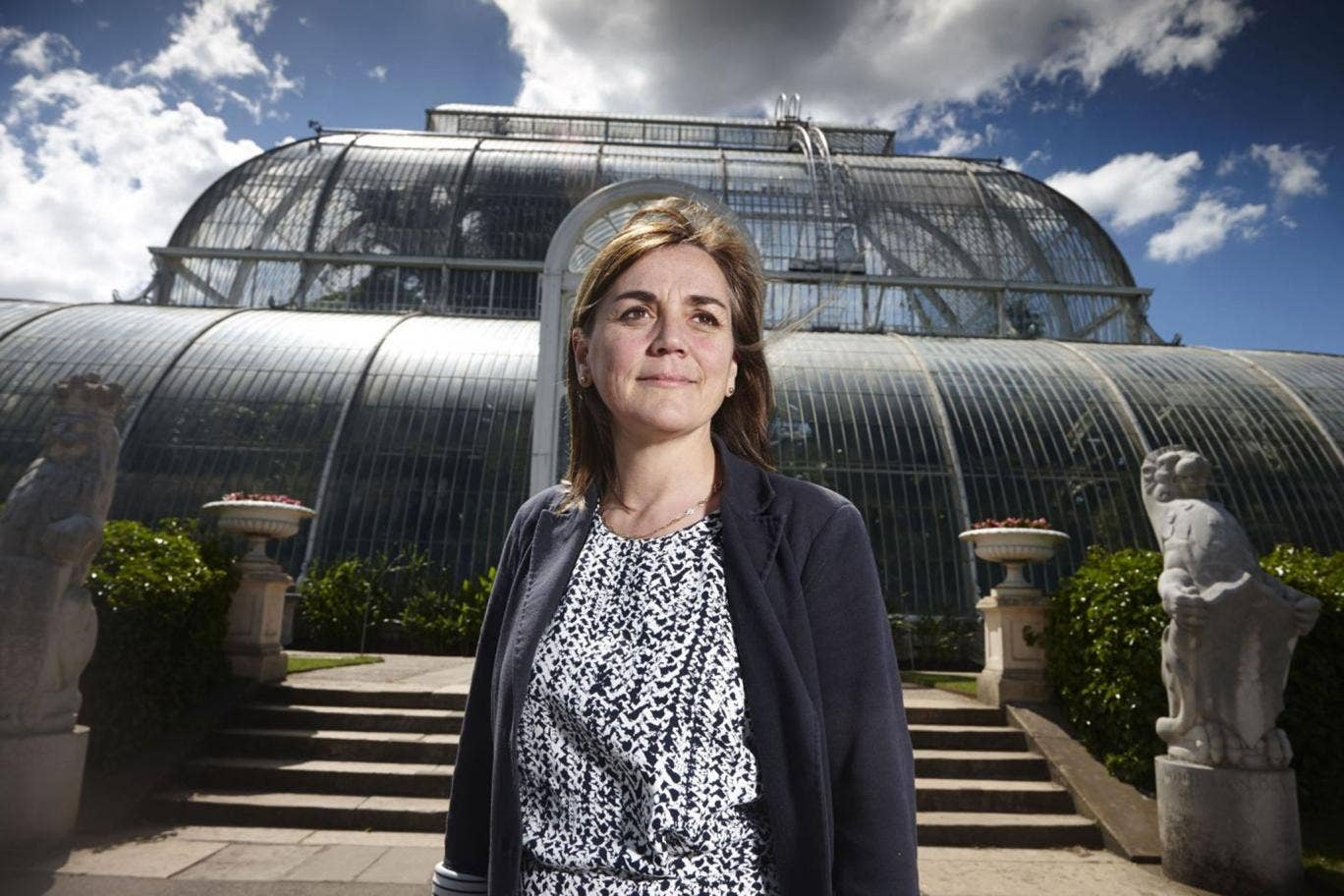 Professor Kathy Willis, Head of Science at the Royal Botanical Gardens in Kew, presented the epic 25-part investigation