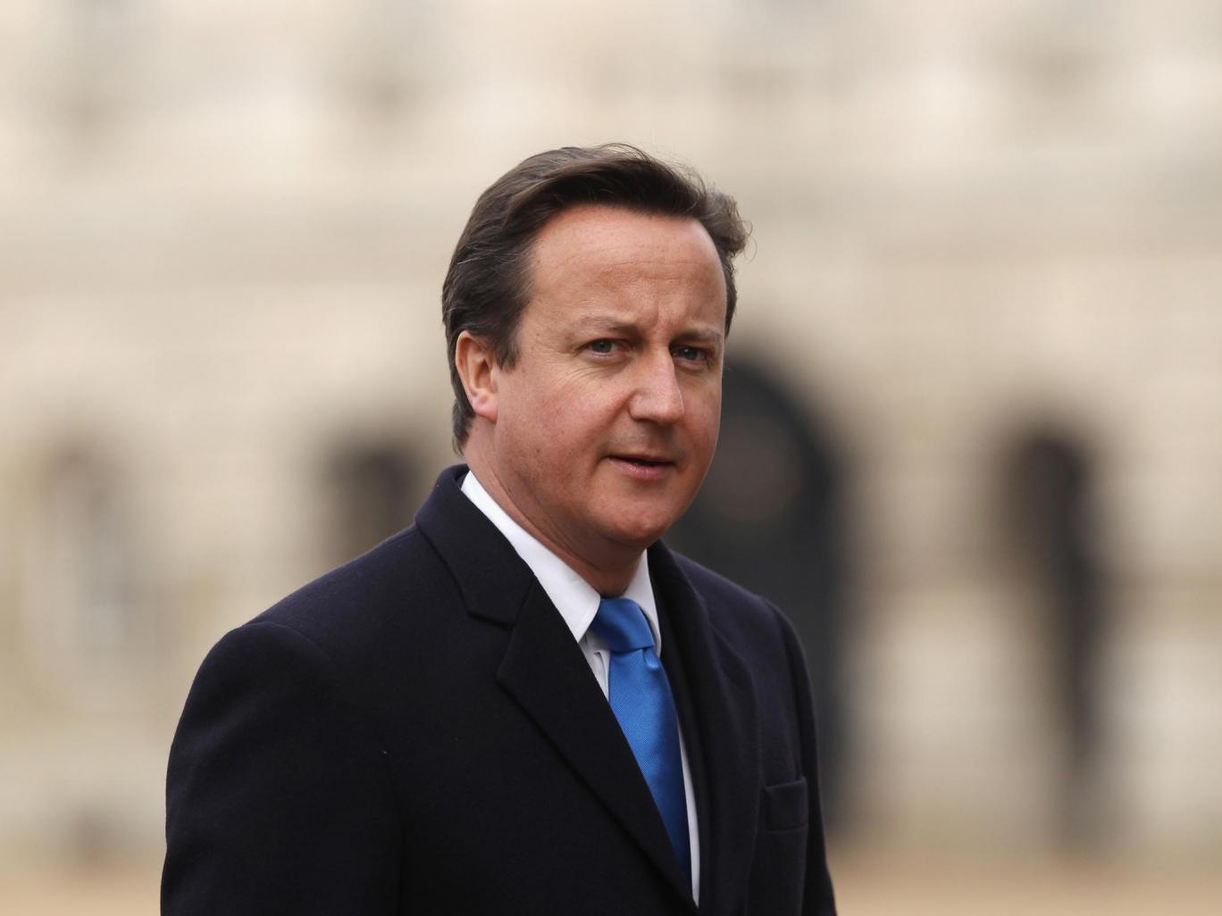 Vitol's Ian Taylor has close links to David Cameron