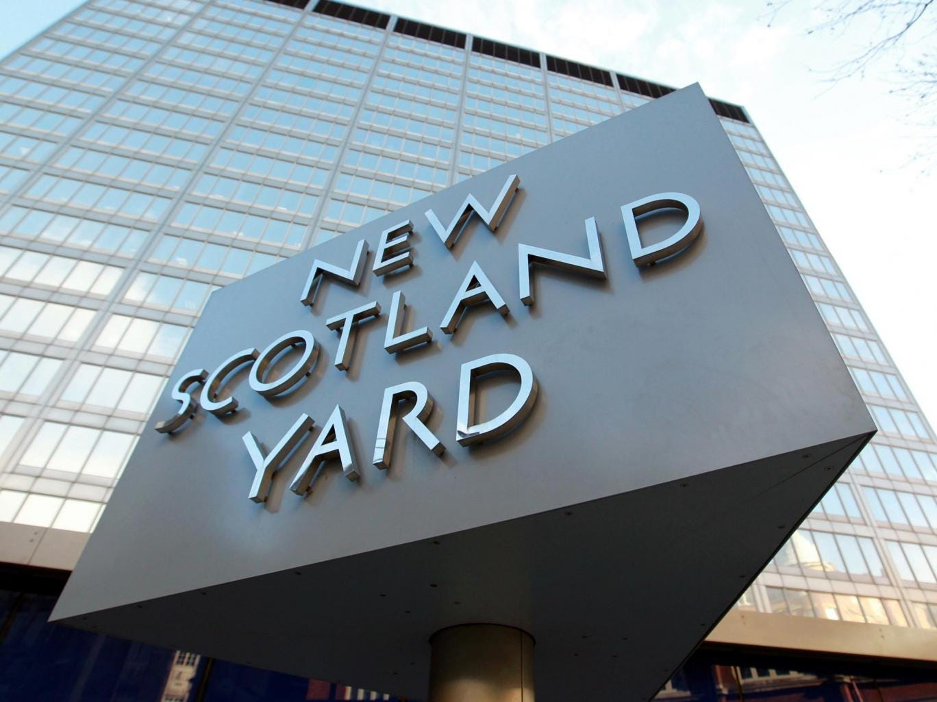 Information was unlawfully stored in Metropolitan Police vaults for 20 years