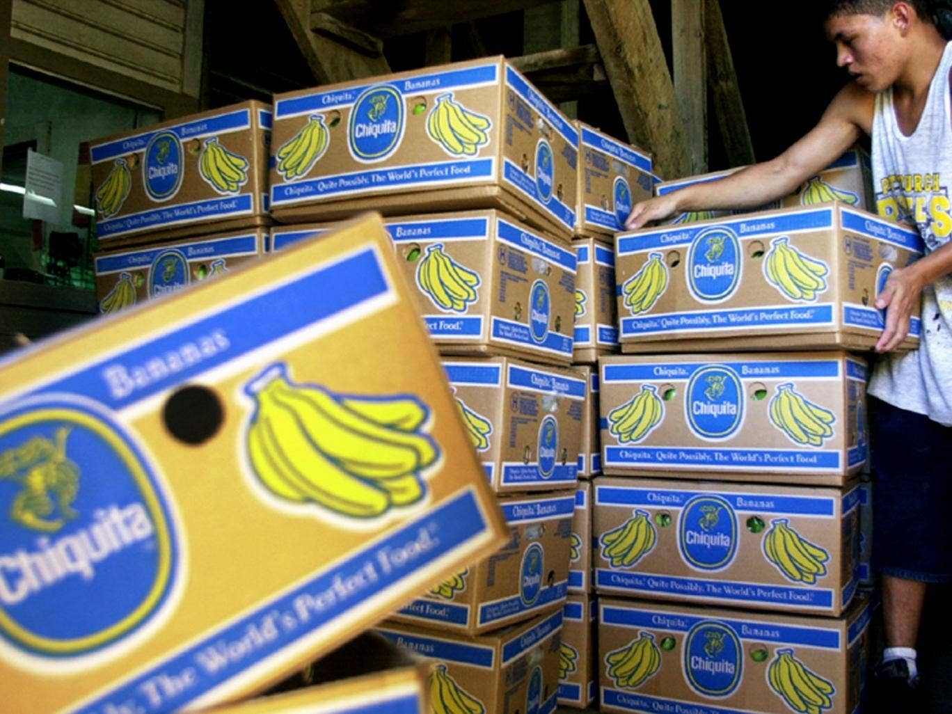 Chiquita had admitted paying $1.7m to a paramilitary group