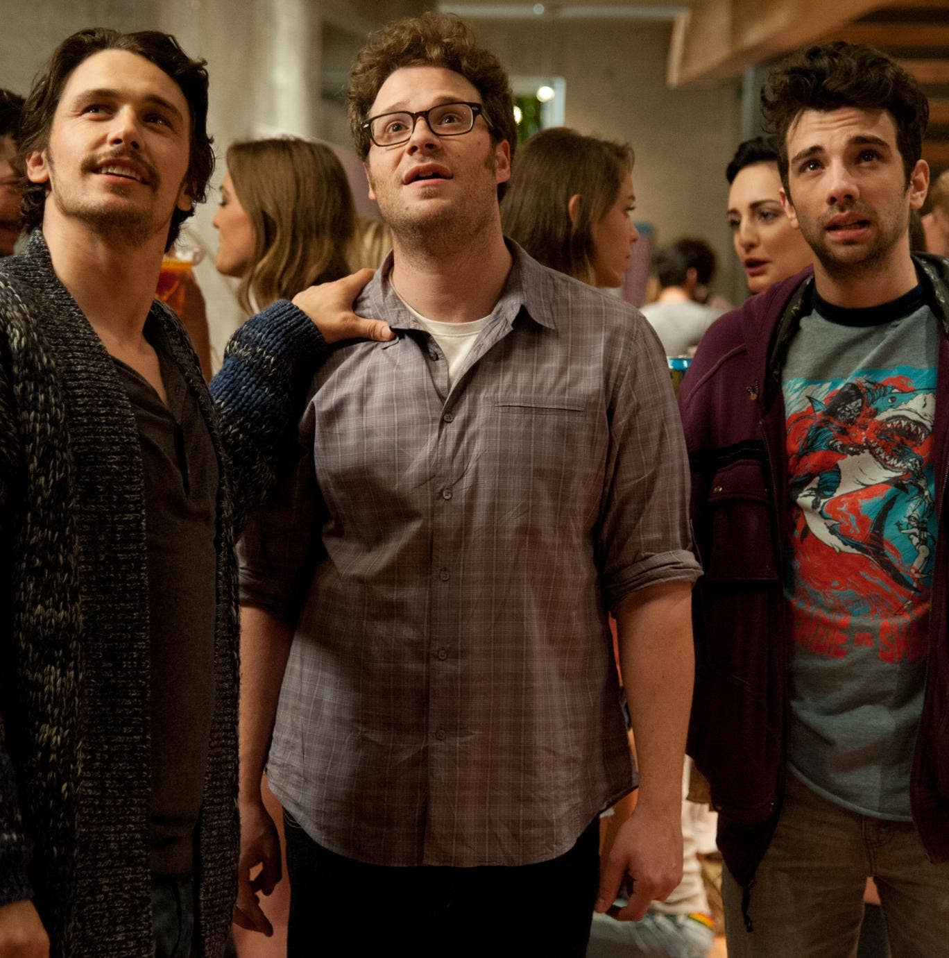 Judd Apatow's make-it-up-as-you-go-along approach is ideal for comedies about stoners and slackers slouching towards adulthood