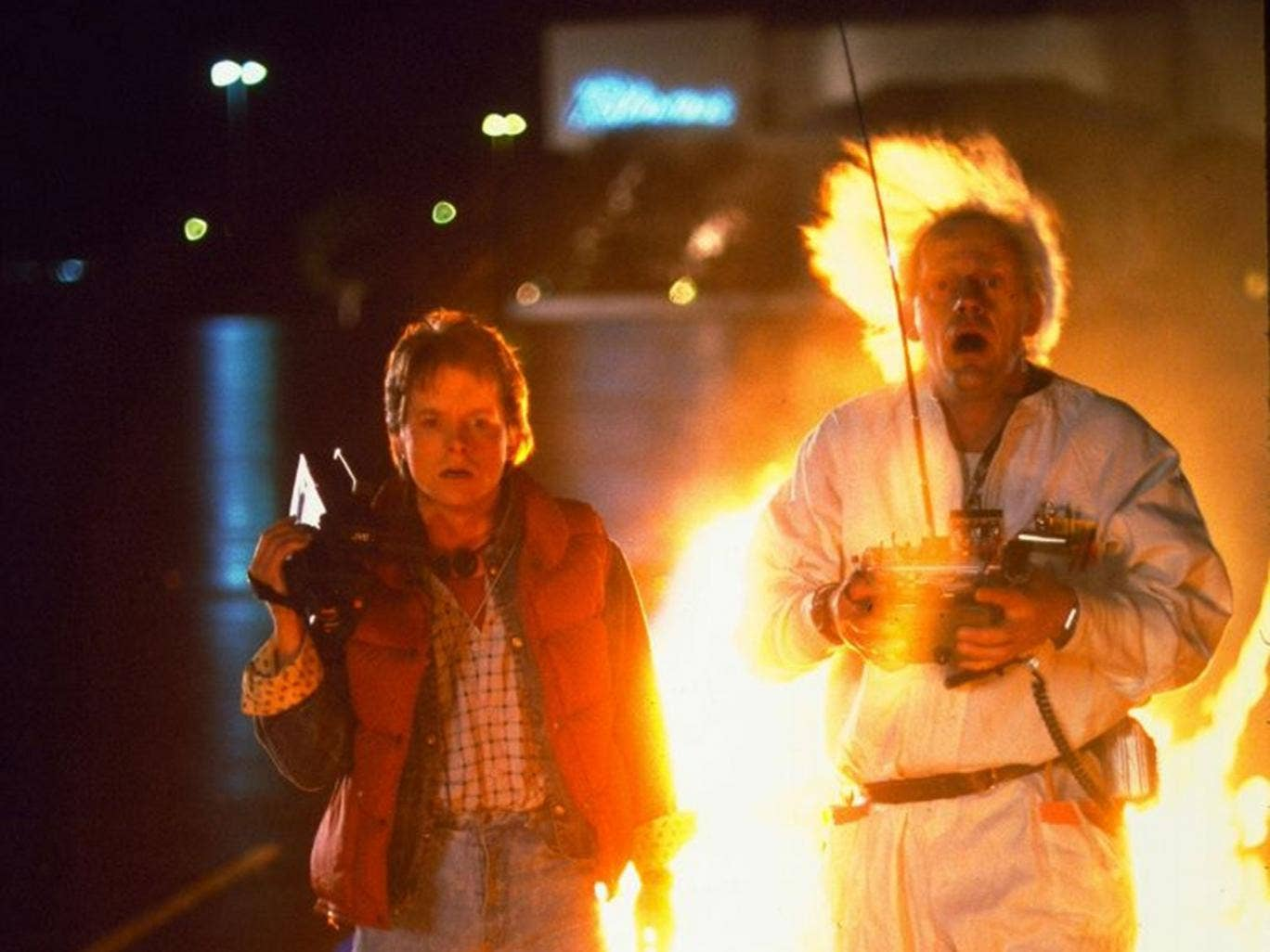 The Secret Cinema performance of Back to the Future has been cancelled again