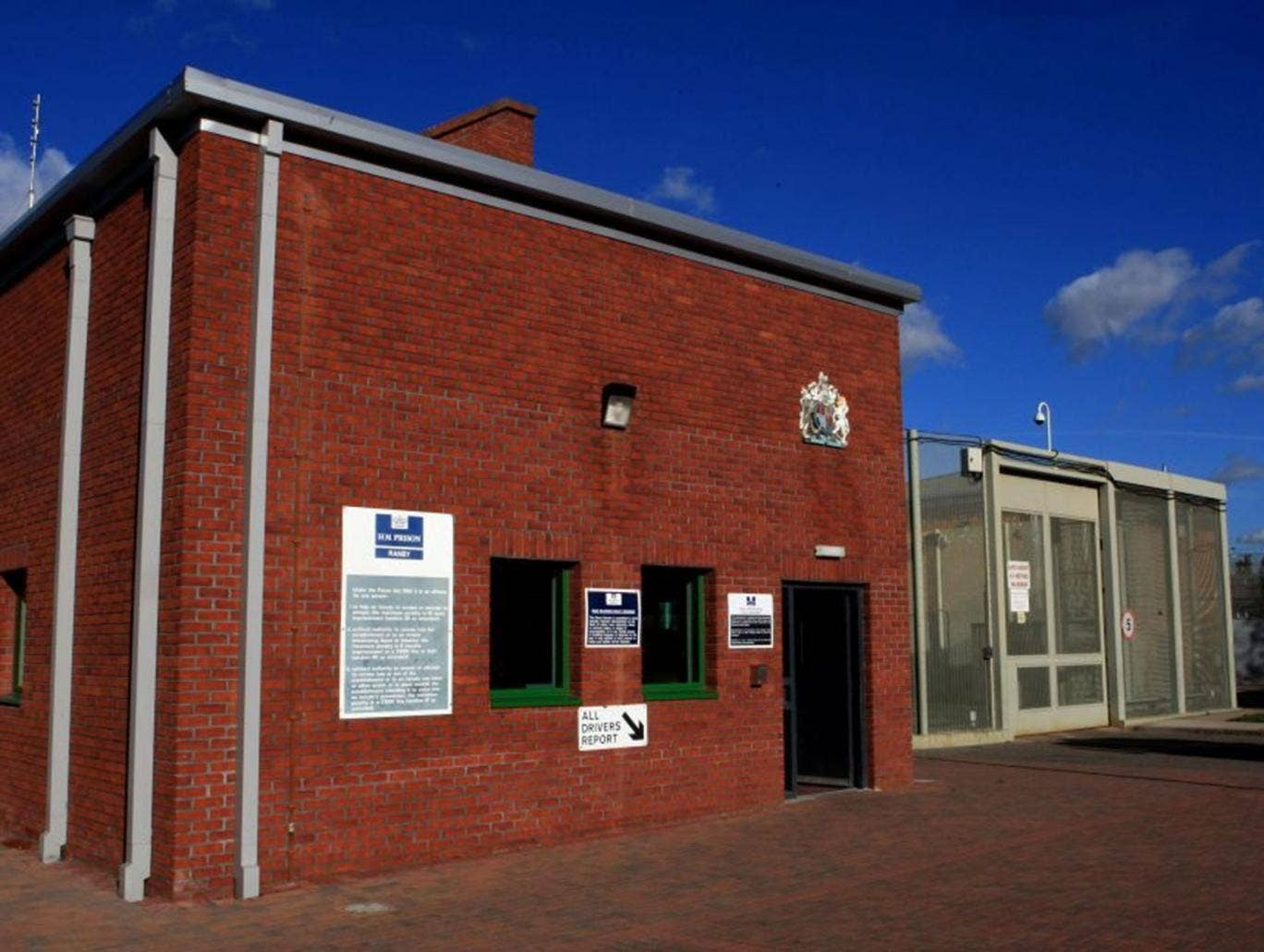 Chief Inspector of Prisons Nick Hardwick said HMP Ranby was 'in crisis' after the publication of a report on Thursday which described the prison as unsafe with high levels of violence