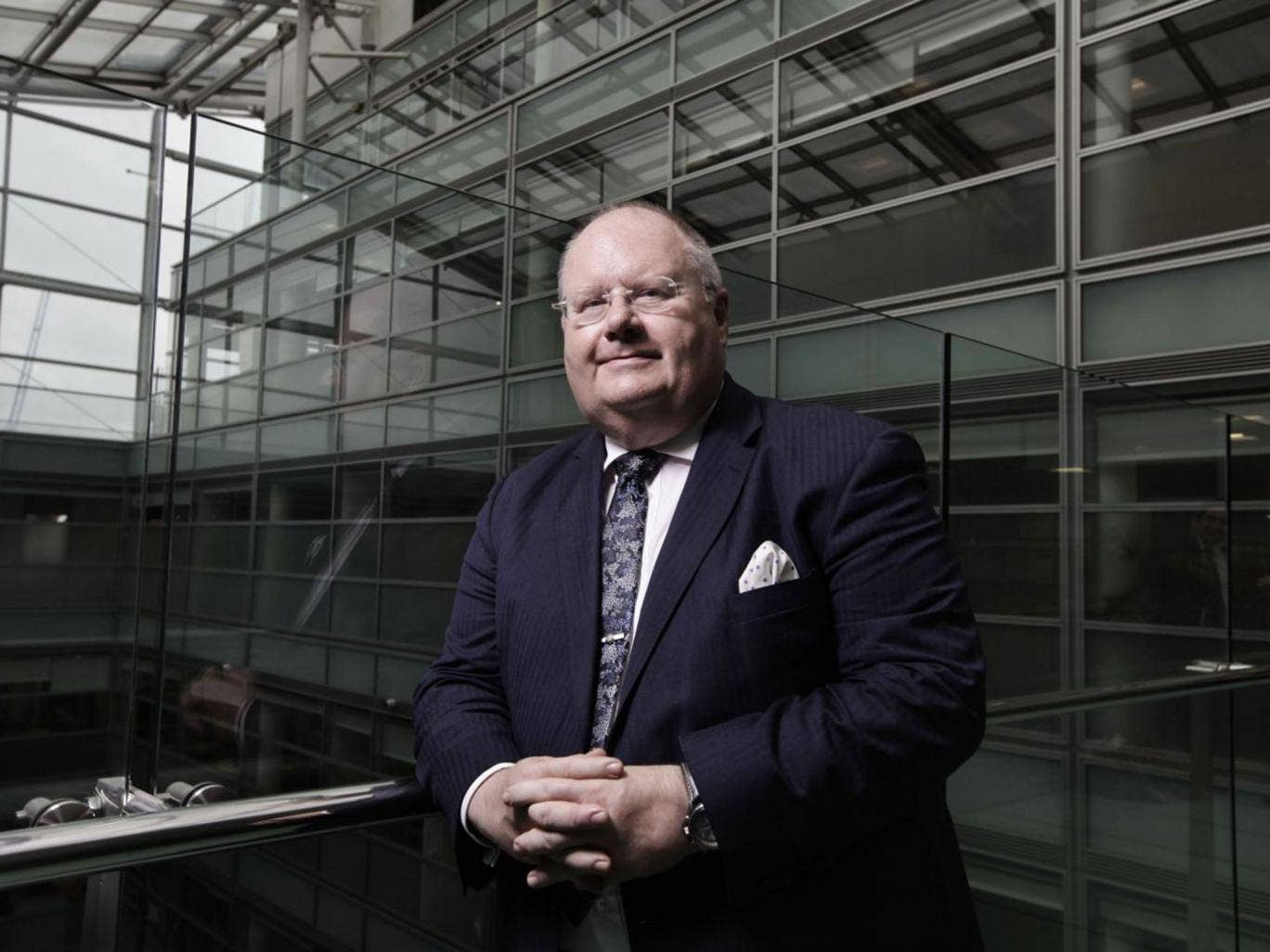 Eric Pickles said the rules would make councils more transparent