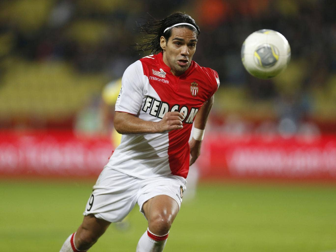 Radamel Falcao is reportedly the subject of interest from Liverpool and Manchester City