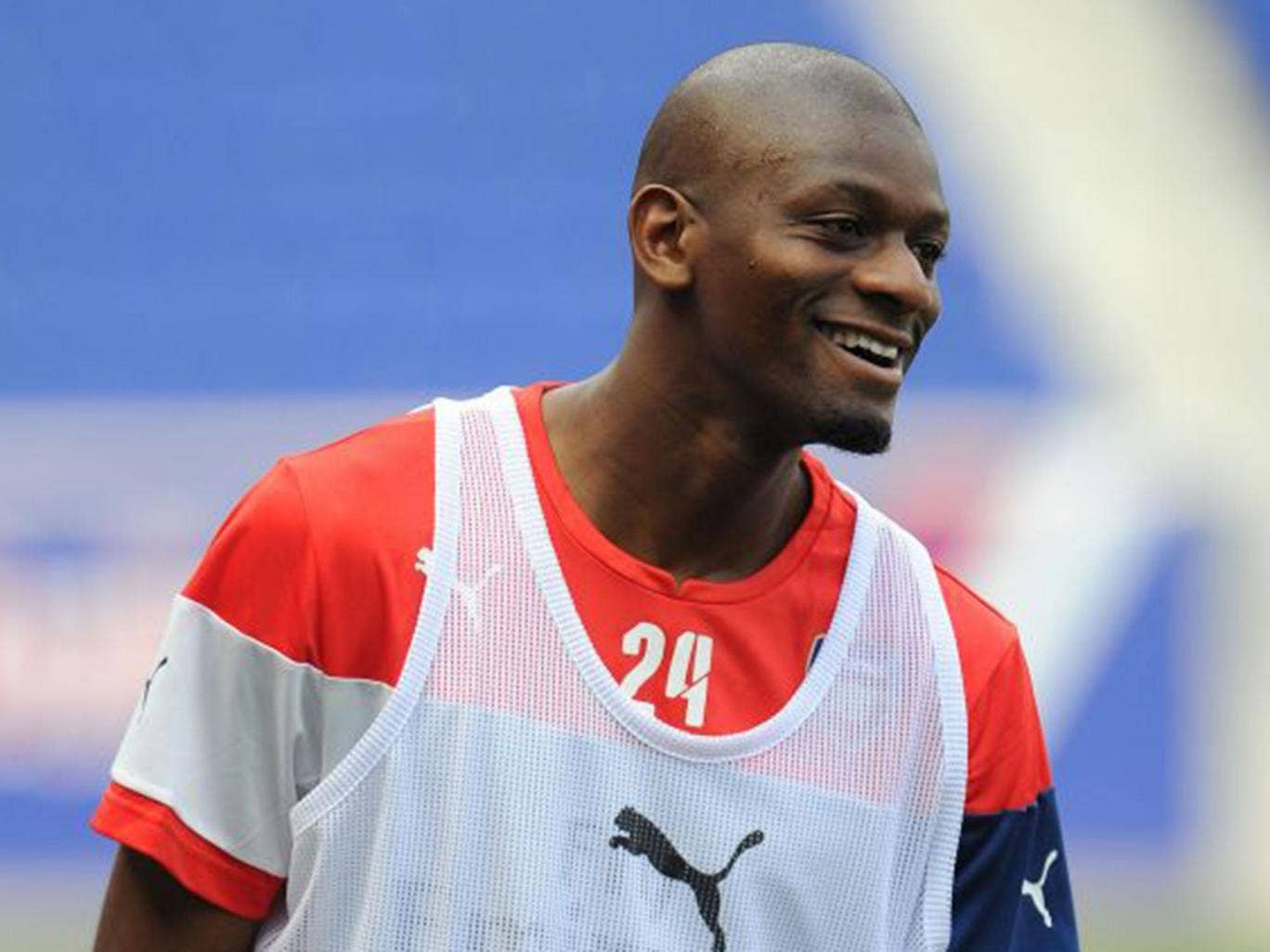 Diaby has endured 39 injury and fitness lay-offs since he joined Arsenal in 2006
