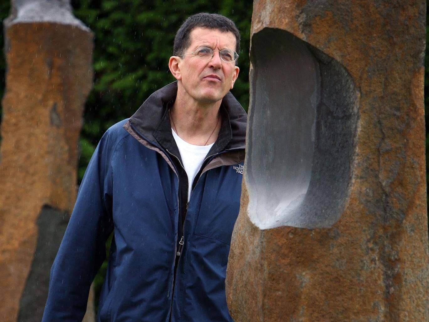 Antony Gormley said the gallery at Goldsmiths would be a space to 'test-drive new forms of art'