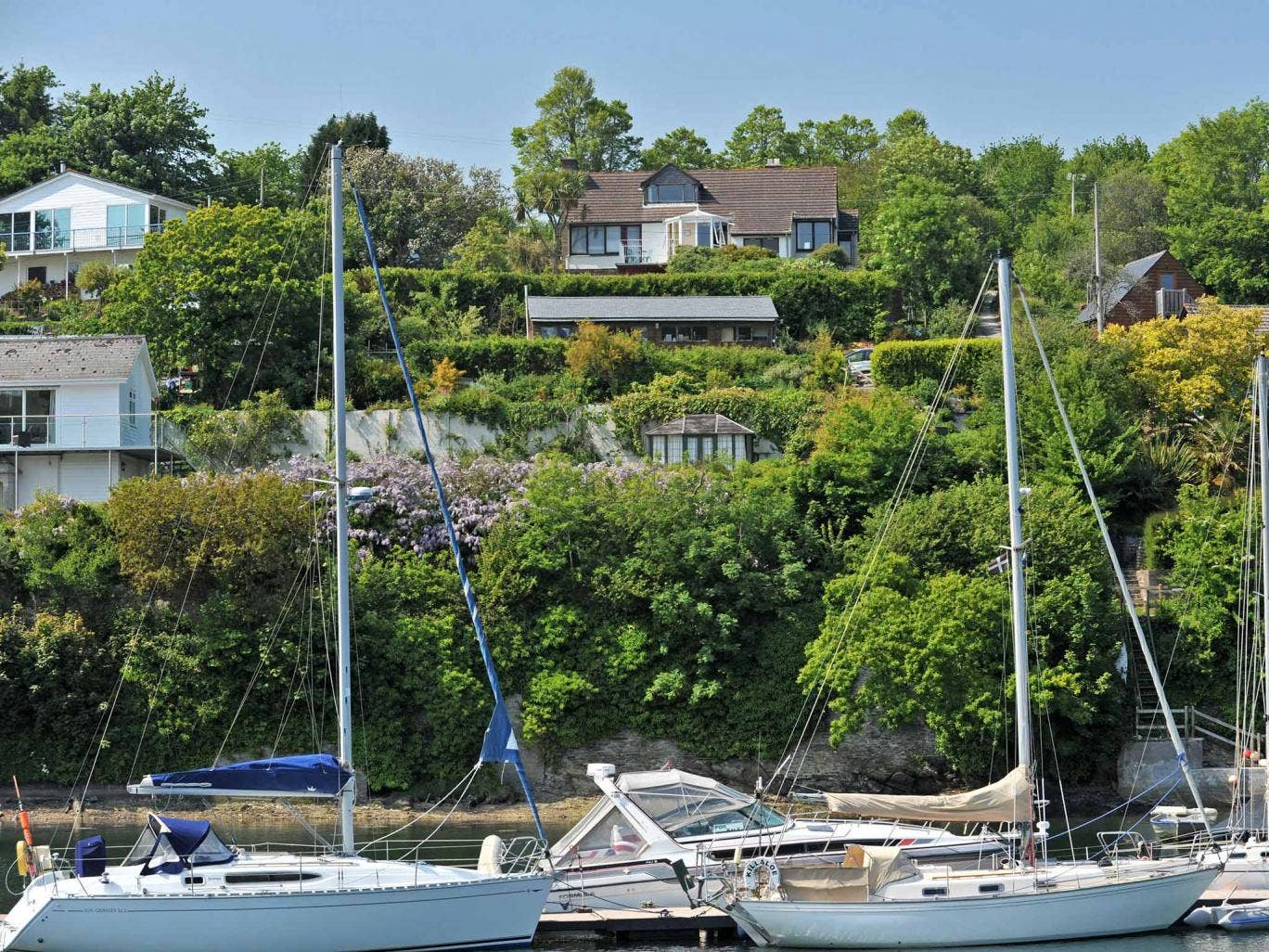 Roselaw, Mixtow, Nr Fowey, Cornwall. On with Knight Frank for offers in the region of £595,000