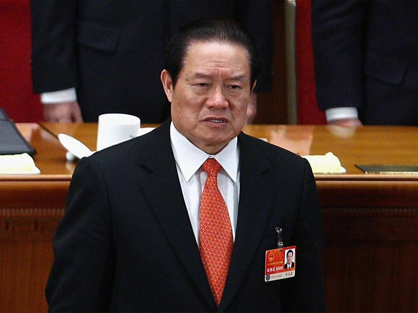 Mr Zhou is by far the highest-profile figure caught in the President's corruption crackdown