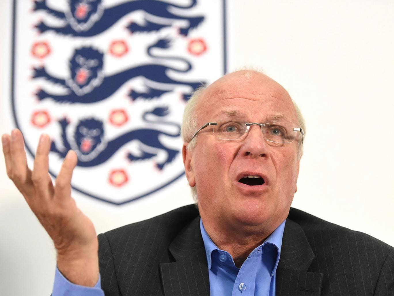 FA chairman Greg Dyke has criticised the FA Council as 'overwhelmingly old, white and male'
