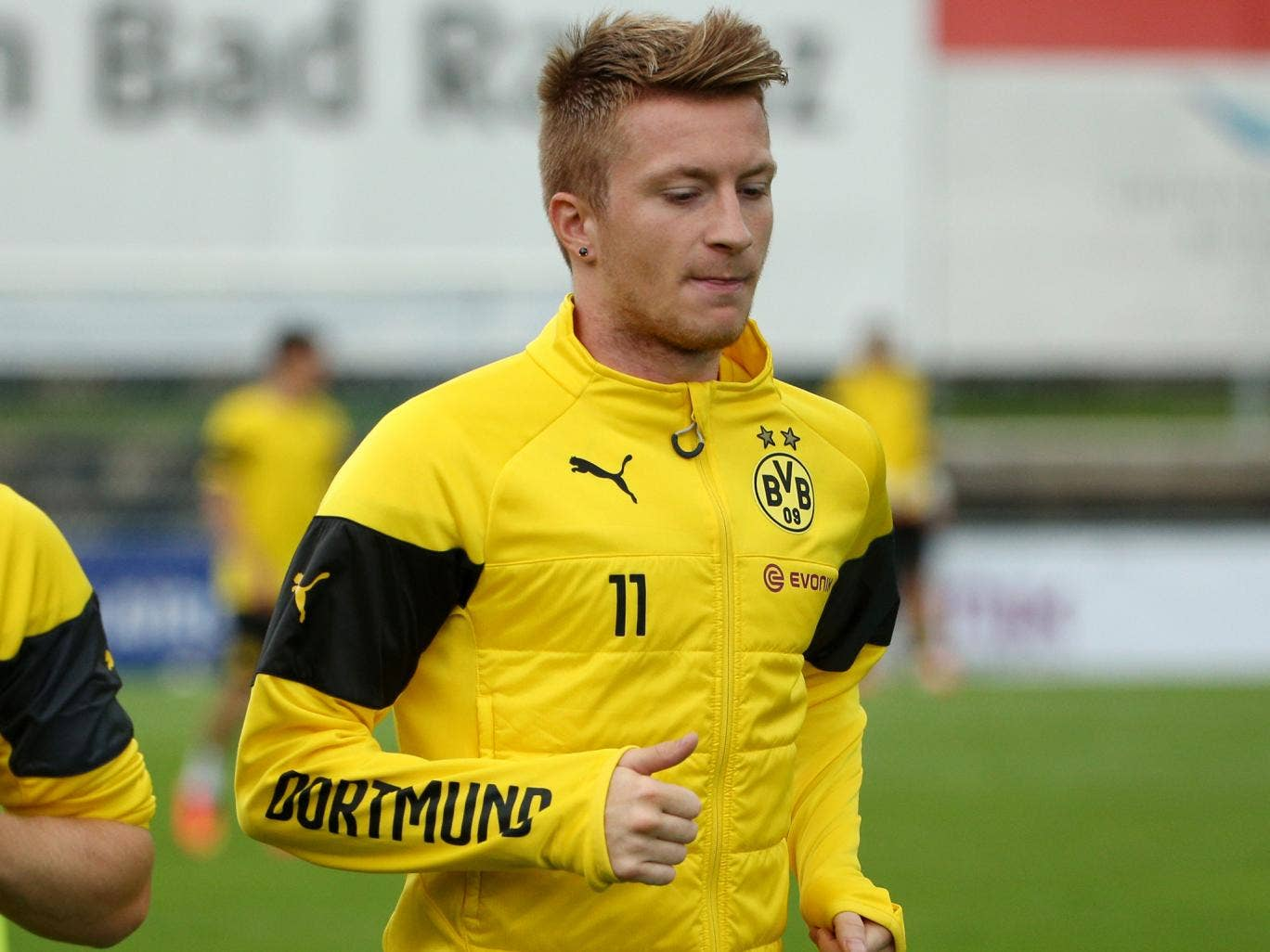 Marco Reus is unsettled at Borussia Dortmund