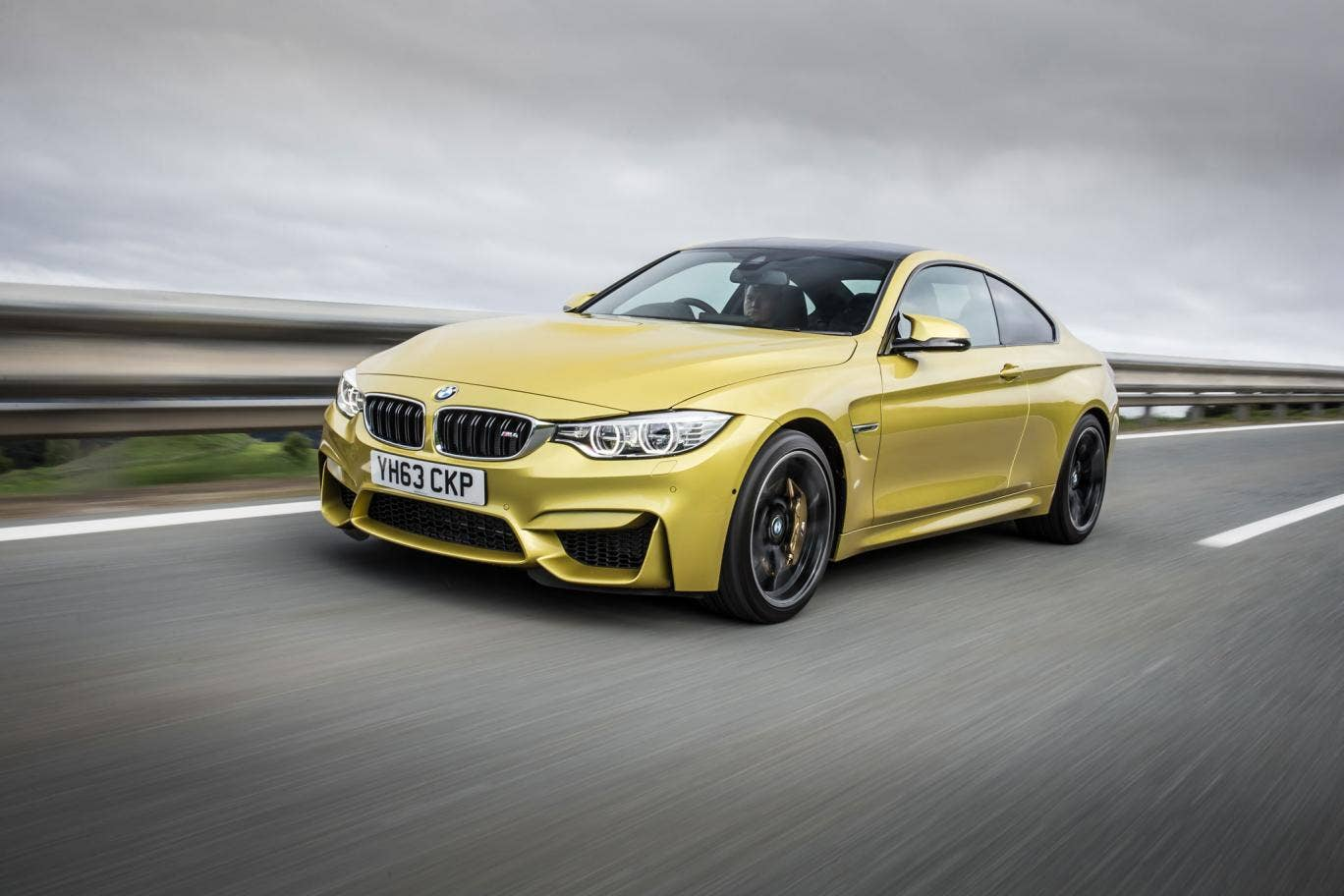 The M4 embodies all the imperatives, conflicts and existential angst of the modern ultra-rapid motor car