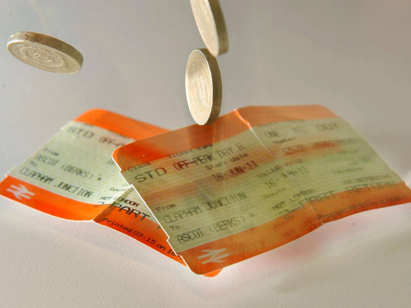 The rise is set to take the overall increase in fares to around 24.7 per cent since 2010