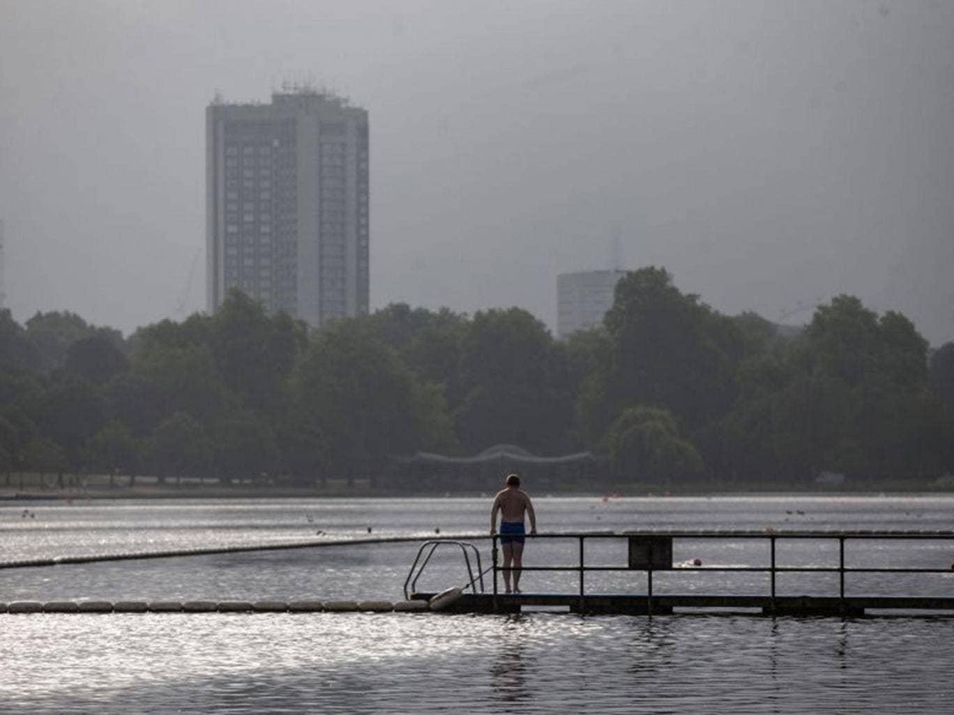 The summer months can mean a economic plateau