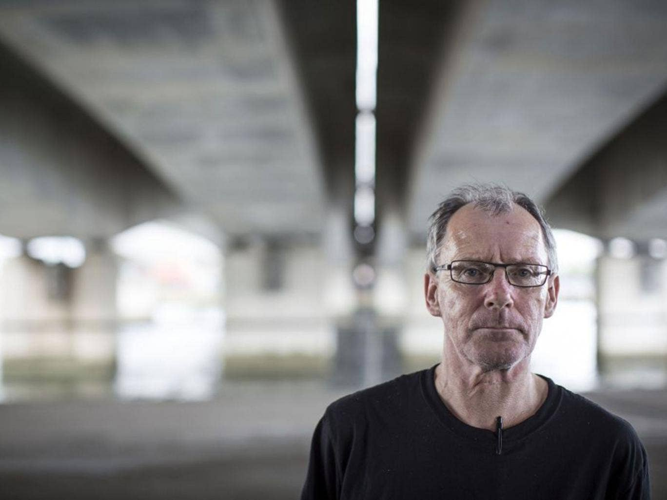Justice: Clint Massey was a victim of abuse at Kincora