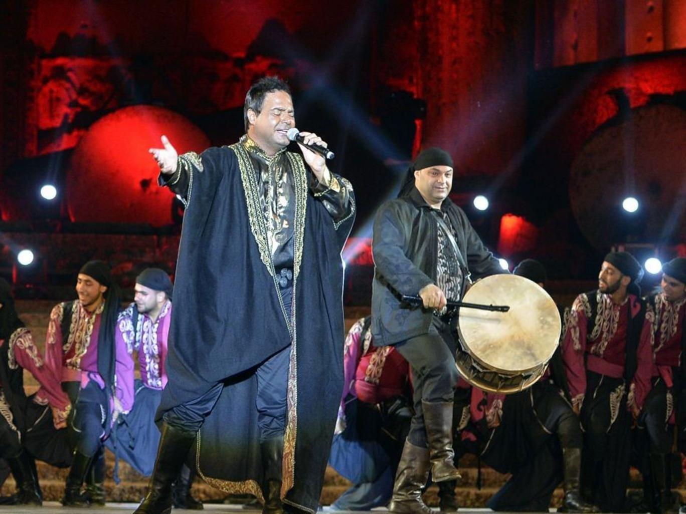 Show must go on: Lebanese singer Assi el Helani