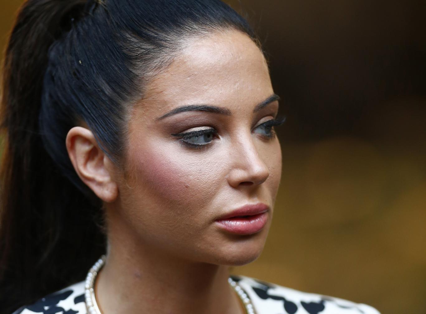 Tulisa Contostavlos admits to having cosmetic surgery