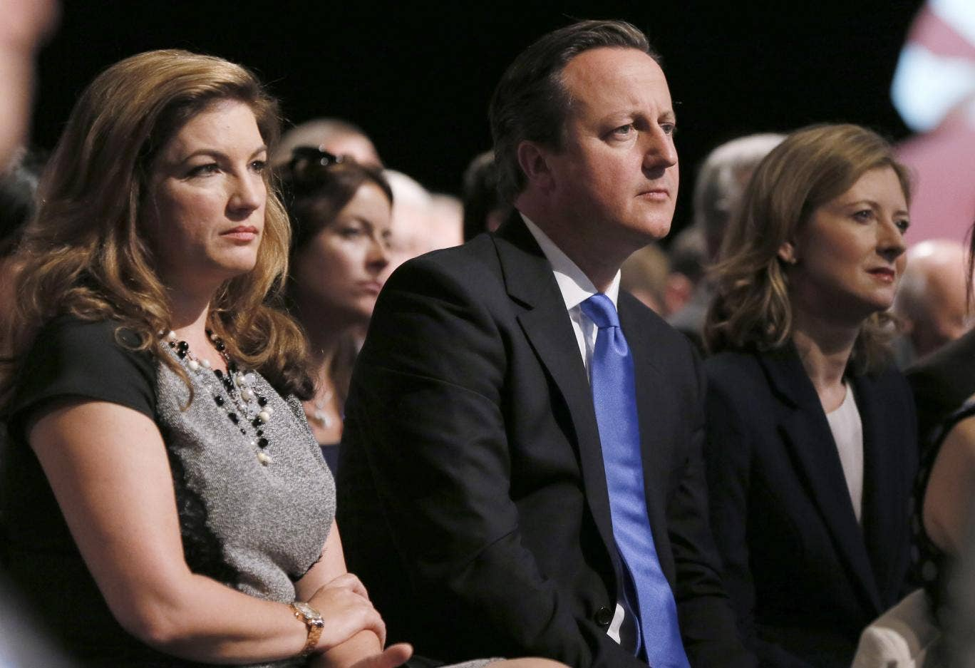 Karren Brady is reportedly being eyed for a Tory peerage