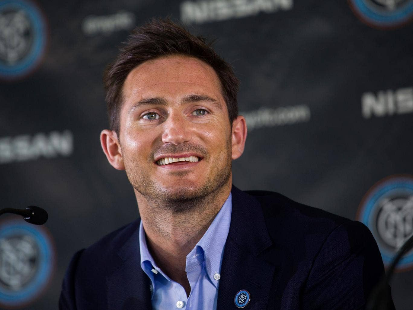 Frank Lampard will join City on loan from their sister club New York City