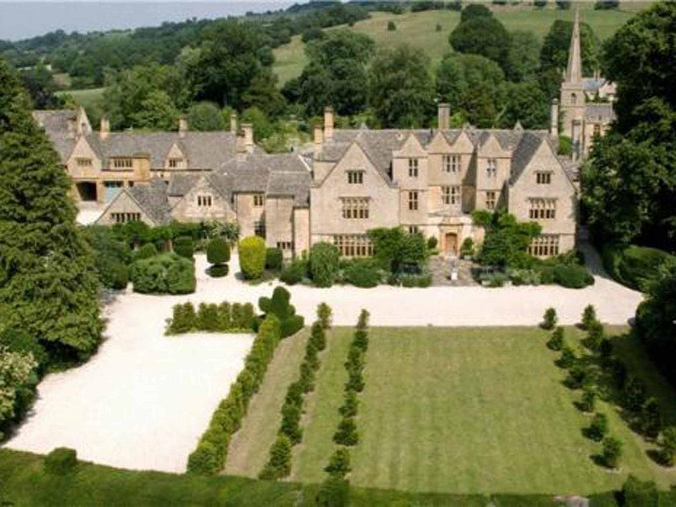 10 bedroom detached house for sale, Stanton, Broadway, Gloucestershire WR12. Price on application, on with Savills.