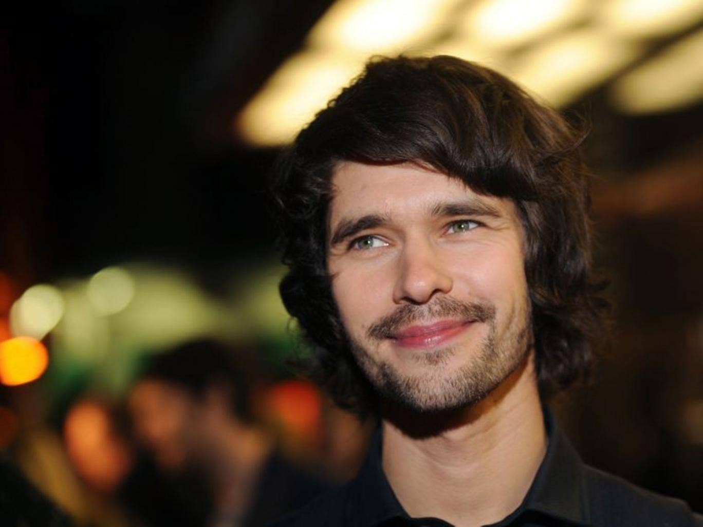 Admission: Ben Whishaw has confirmed that he is married to his partner