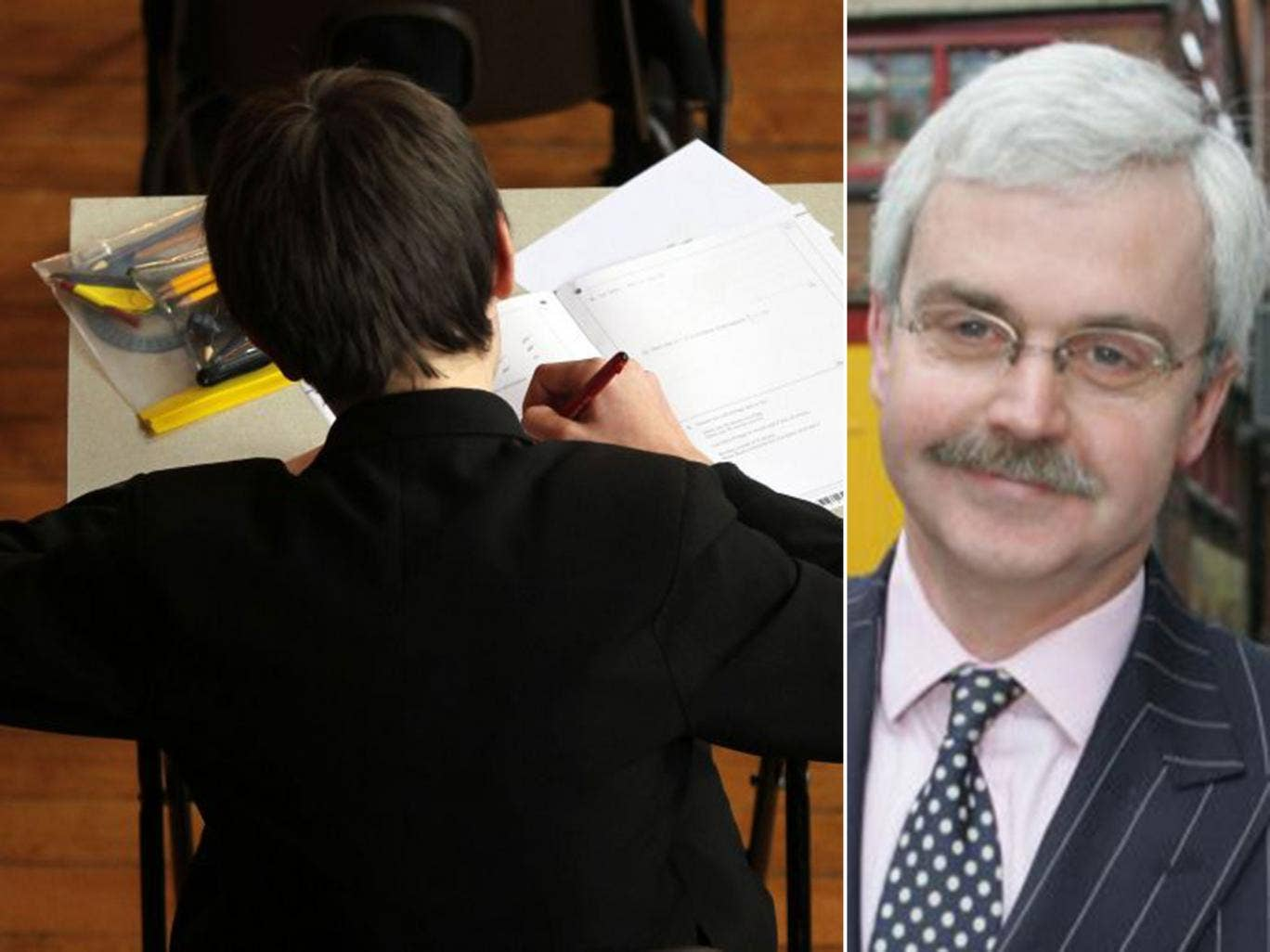 Tony Little is the headmaster of Eton