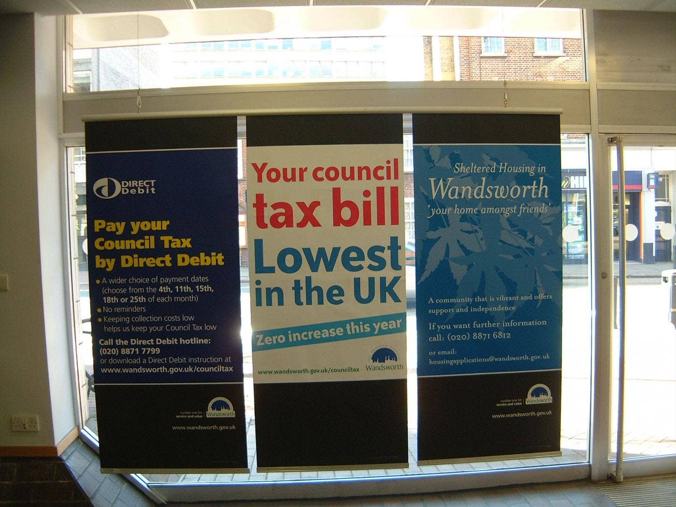 The chief executive of Wandsworth Council received £274,224 in 2012-13