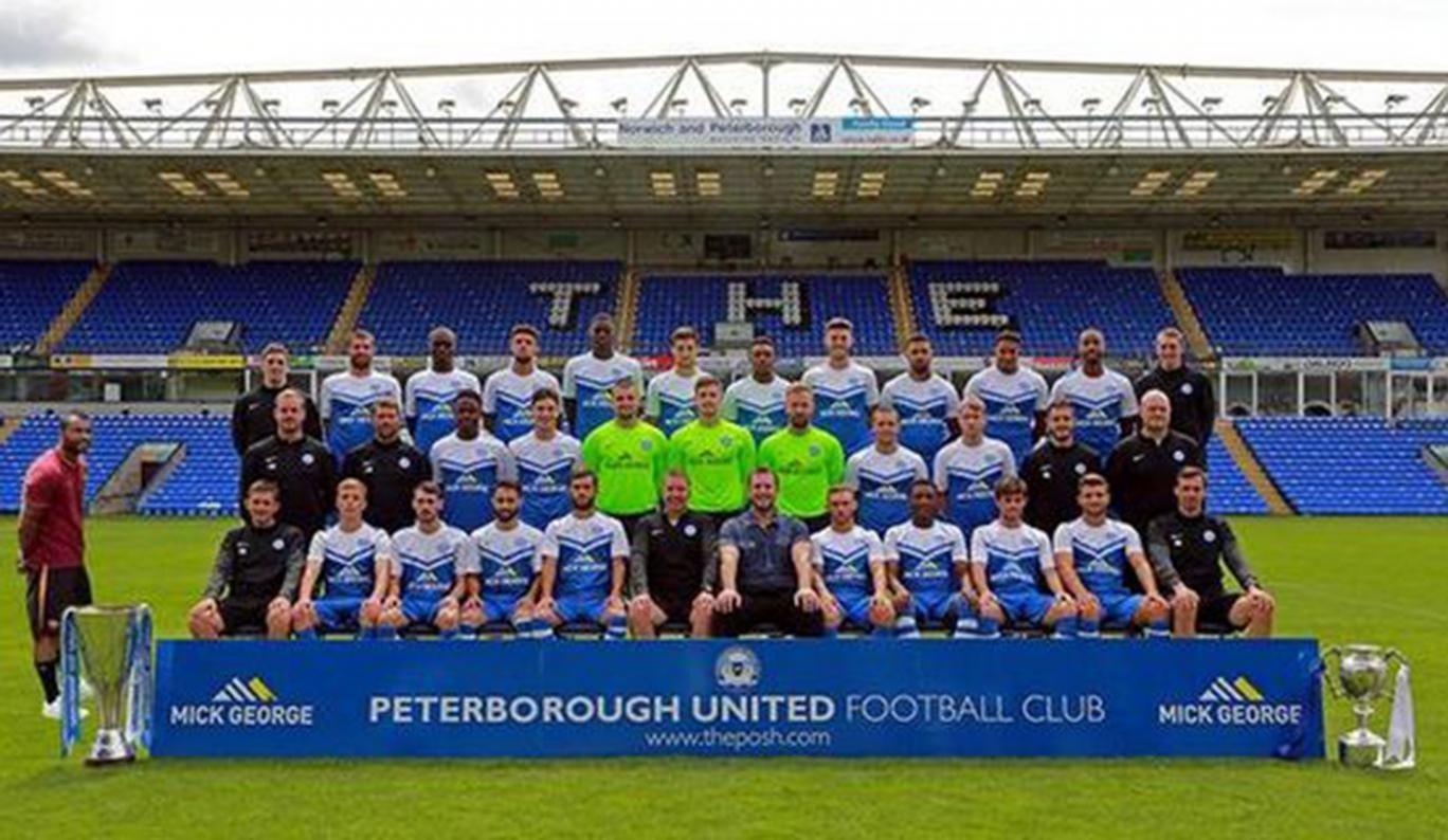 Peterborough United are the latest to poke fun at Ashley Cole's awkward photo