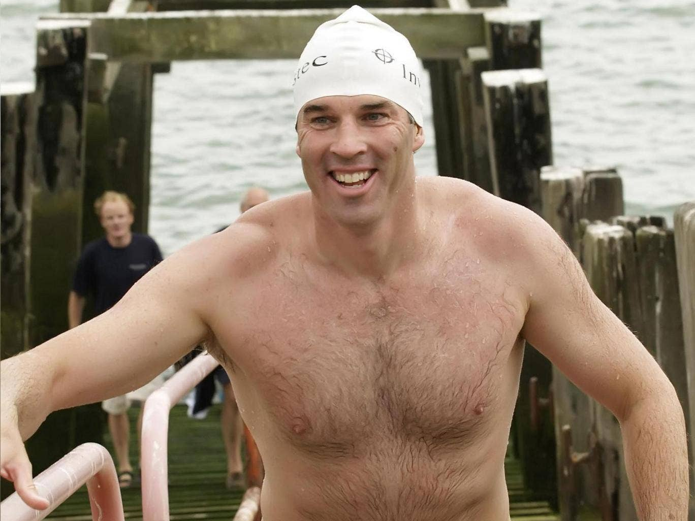 Lewis Pugh will undertake seven swims in the seven seas to highlight the need for protected areas in oceans around the world
