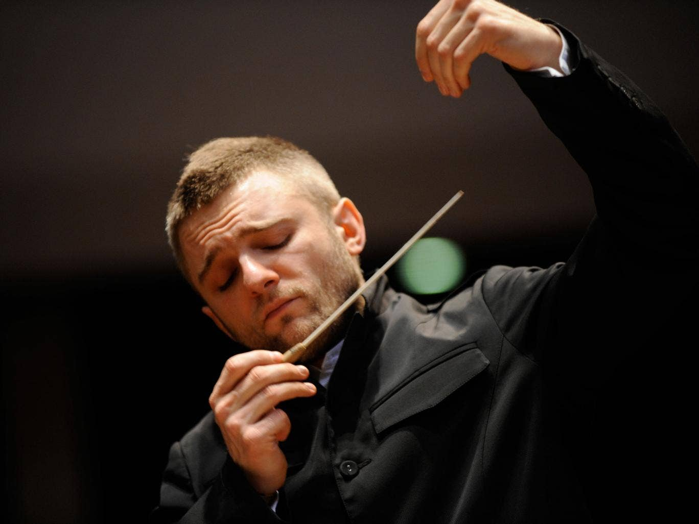 Kirill Karabits, a 37-year-old Ukrainian, is to conduct the I, Culture Orchestra, made up of young musicians from the former Soviet and Eastern Bloc states