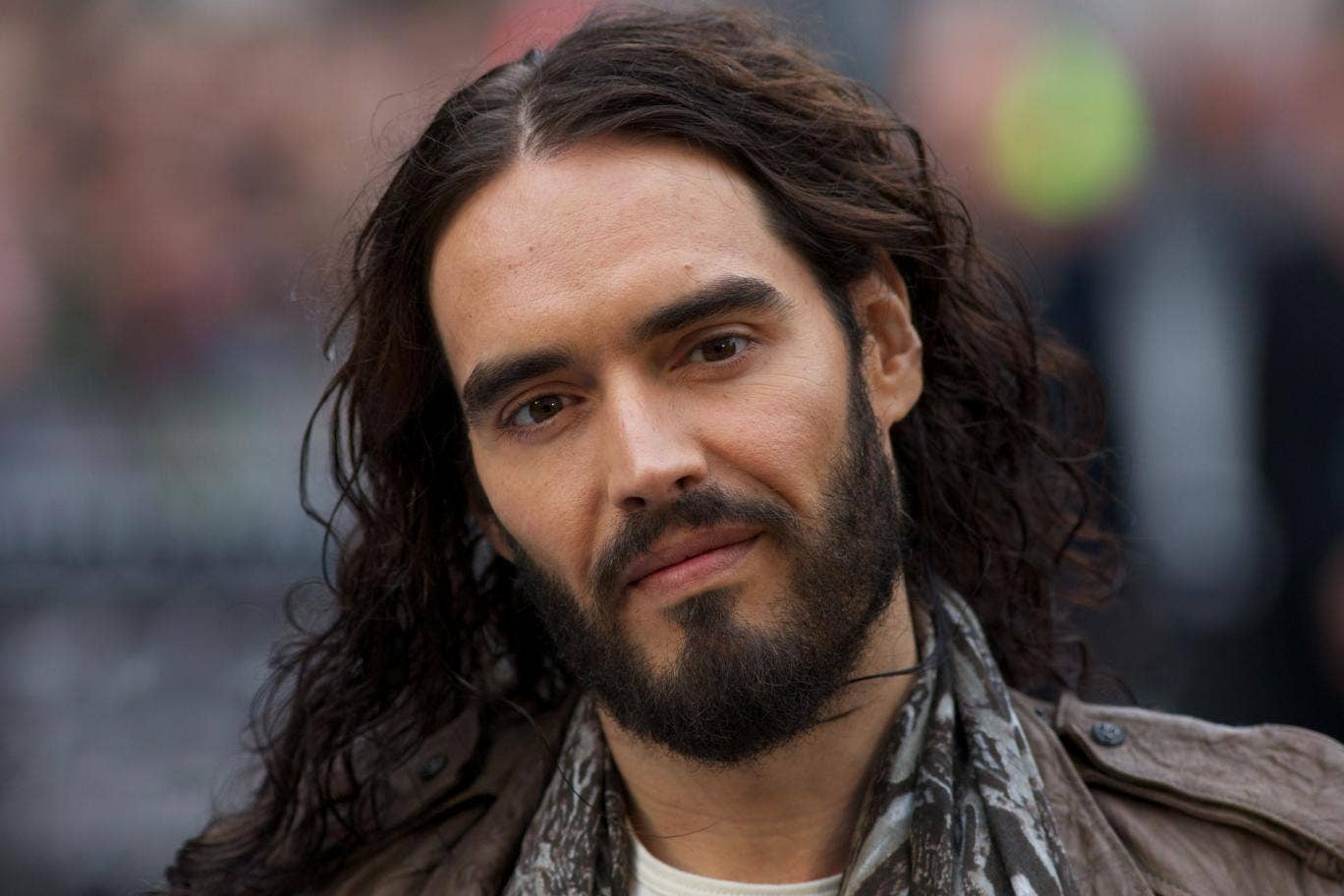 Russell Brand takes on Bill O'Reilly