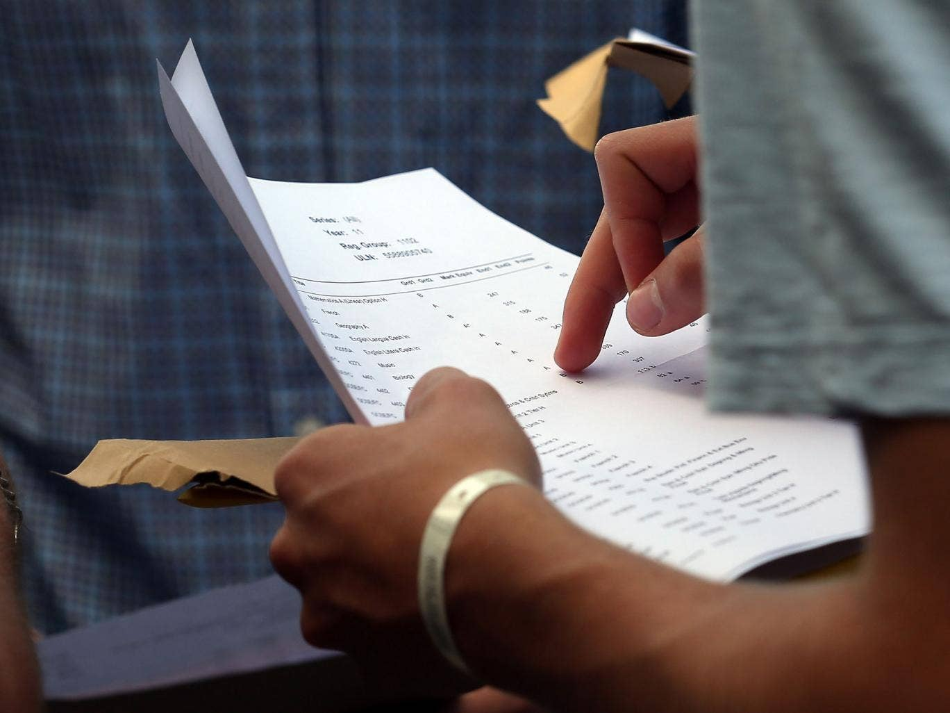 School and college staff responsible for running GCSE and A-level exams could quit their jobs in large numbers