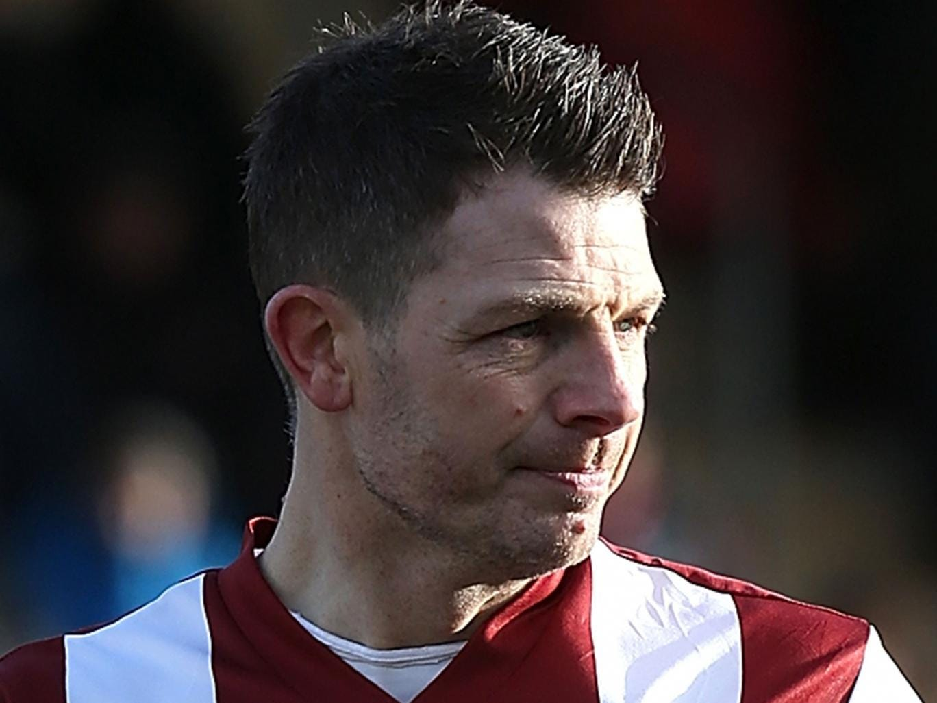 Jamie Cureton turns 39 says he has no regrets about turning down Manchester United