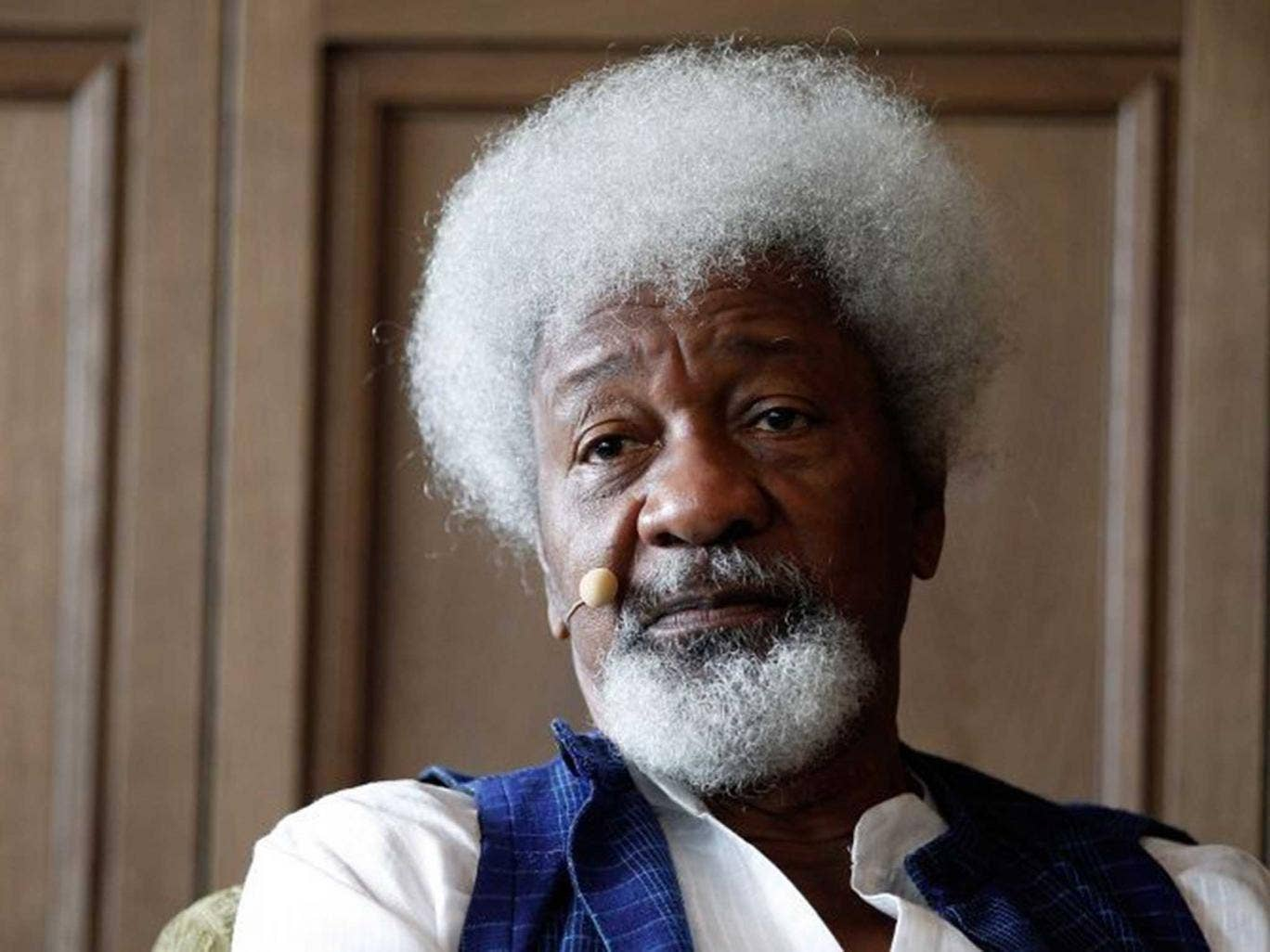 Wole Soyinka will be presented with the International Humanist Award