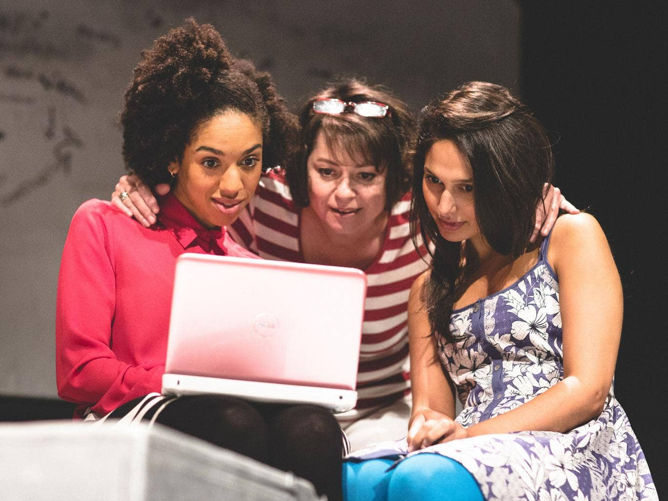 Crystal Springs by Kathy Rucker, Pearl Mackie, Suzan Sylvester and Tiana Khan