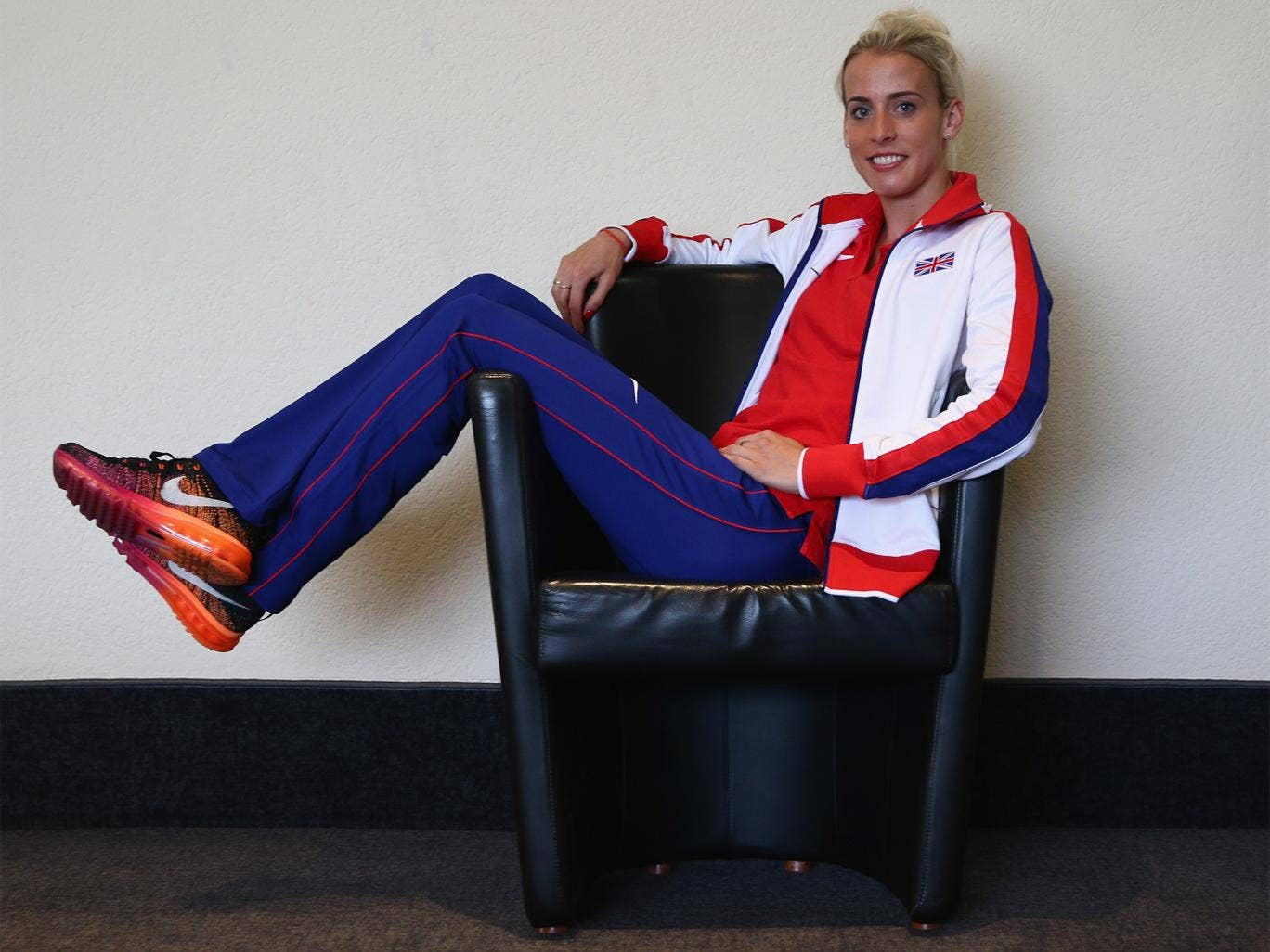 Lynsey Sharp will look to add European gold to her Commonwealth Games silver