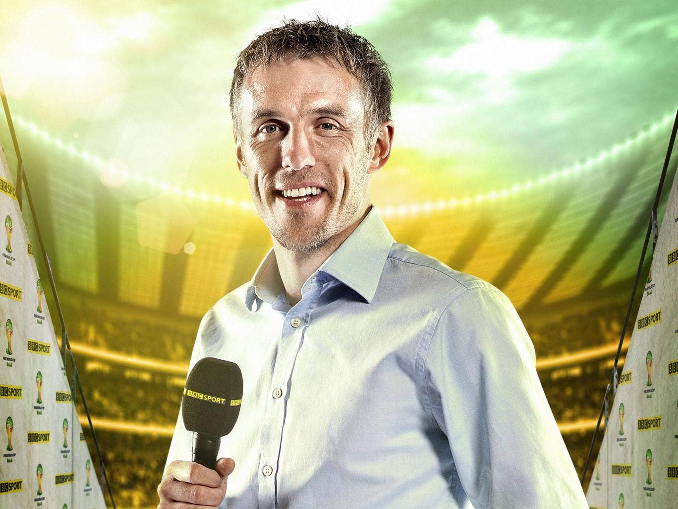 MotD's latest pundit, Phil Neville, has been given support and advice