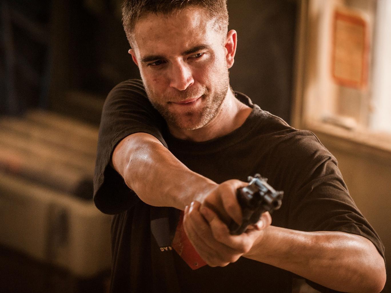 Robert Pattinson in 'The Rover'