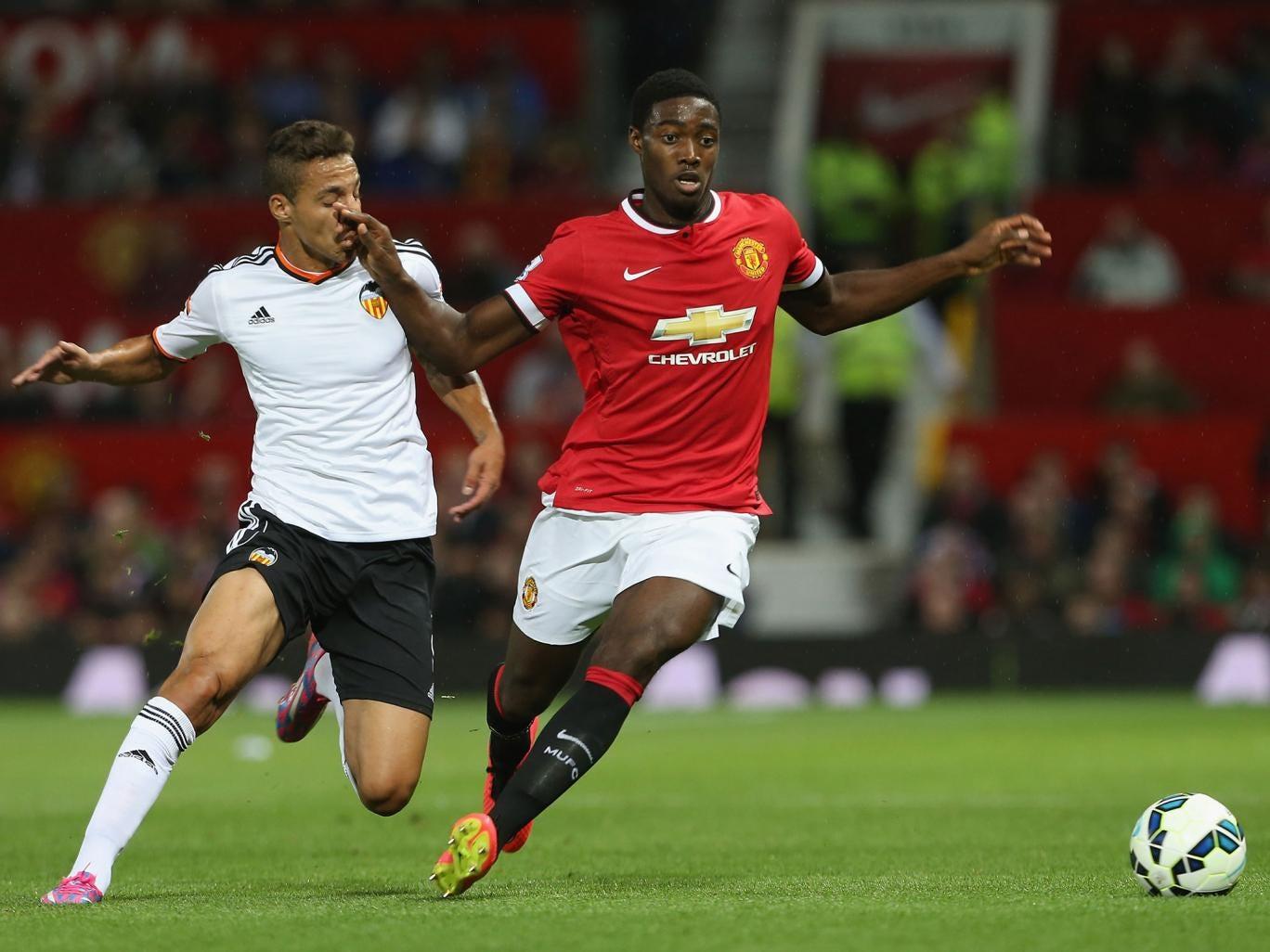 Tyler Blackett will make his Manchester United debut against Swansea